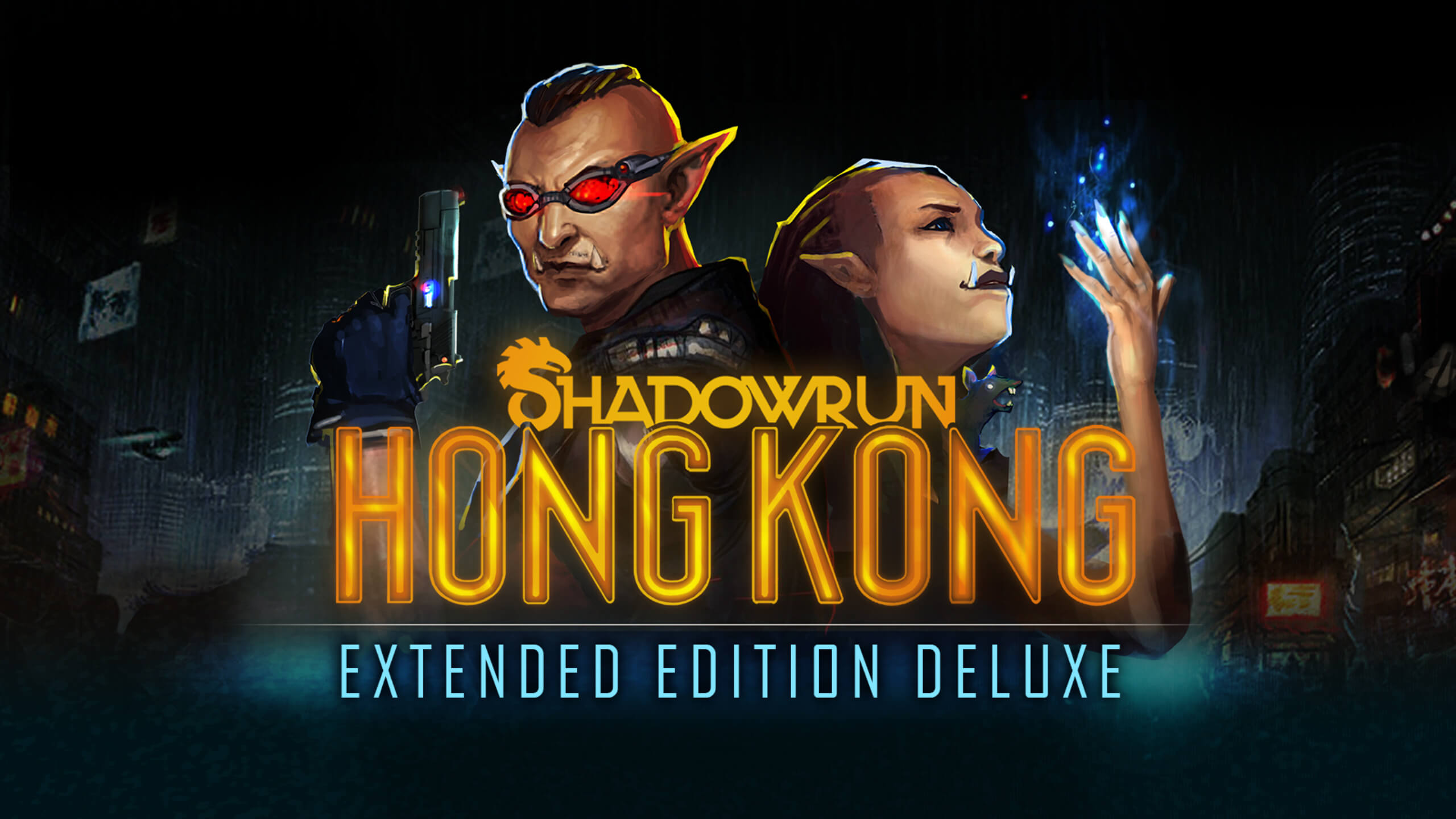 Shadowrun Hong Kong - Extended Edition Deluxe | قم بتنزيلها وشرائها اليوم -  Epic Games Store