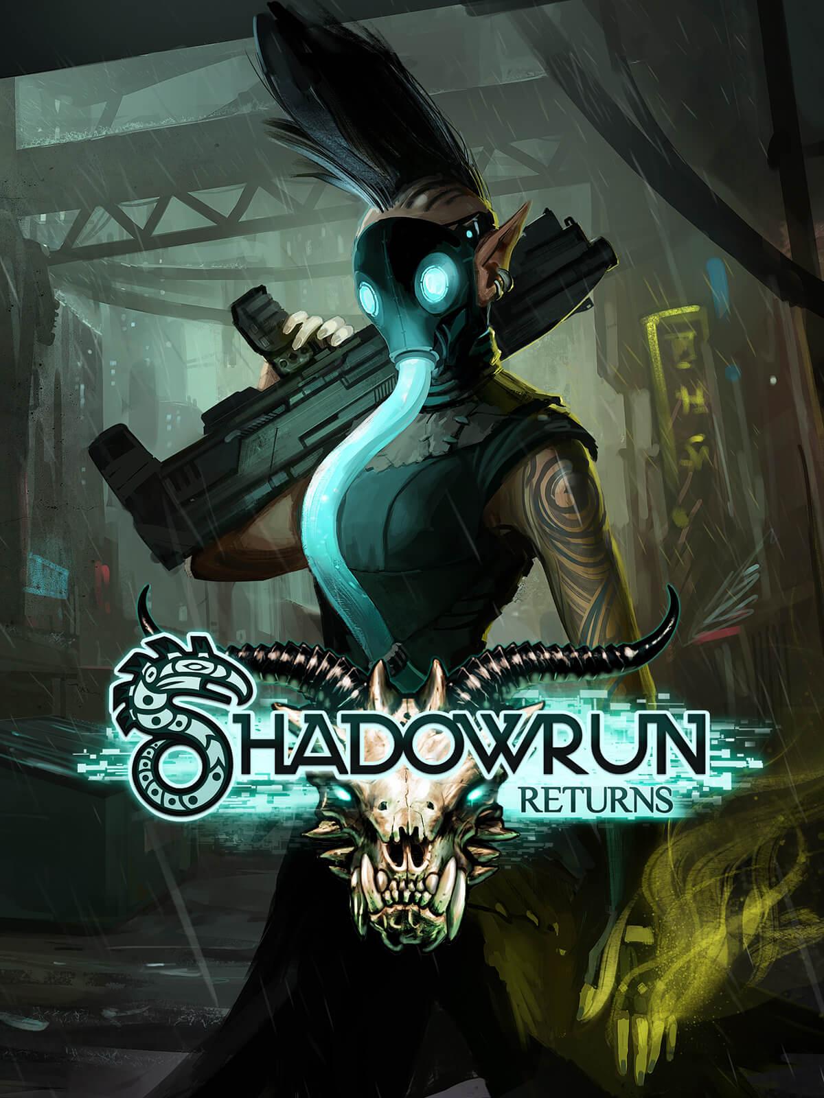 Get Shadowrun Returns Wallpaper JPG