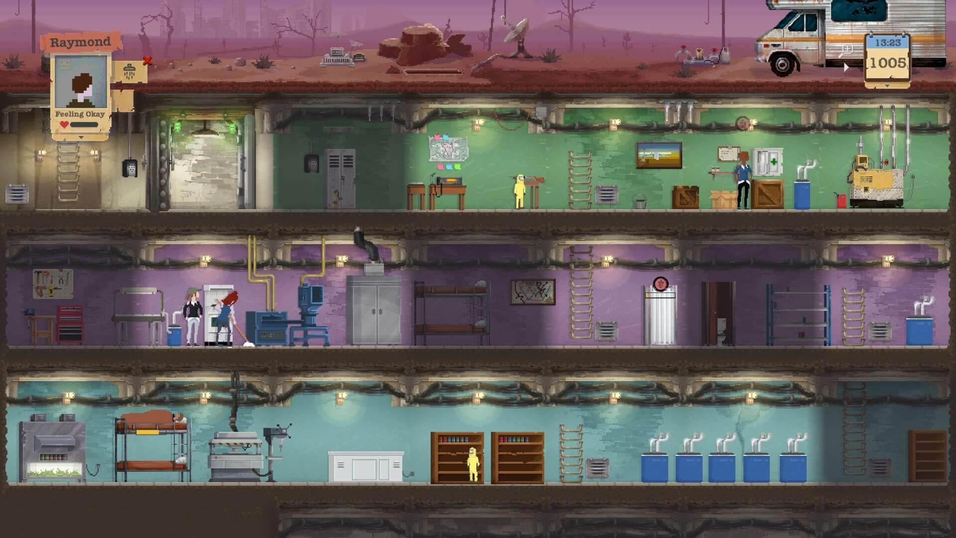 Nioh: Complete Edition и Sheltered раздаются бесплатно в Epic Games Store (egs sheltered unicube g1a 00 1920x1080 f3a75948db09)
