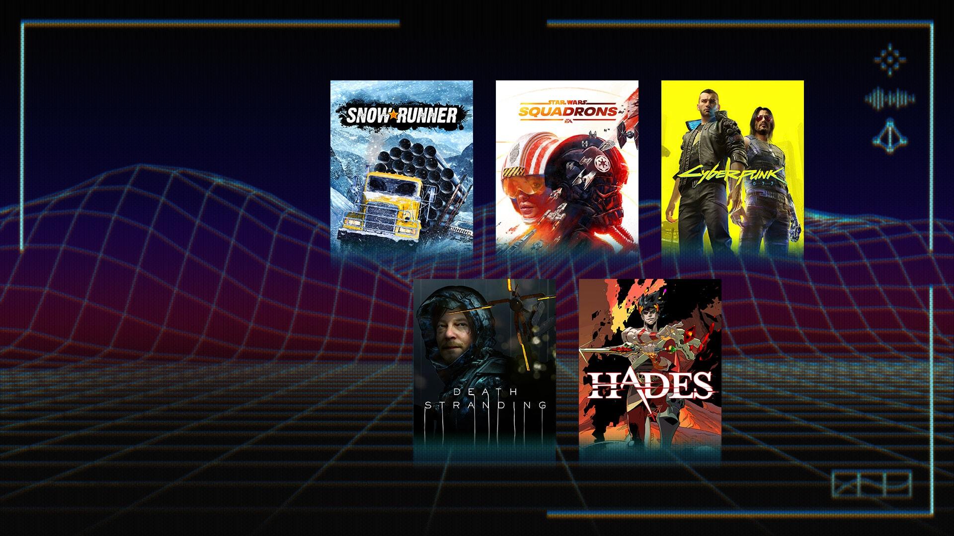 全新游戏现已上线!购买精彩大作和附加内容,最高可享受 75% 的折扣!优惠截至 2 月 26 日。