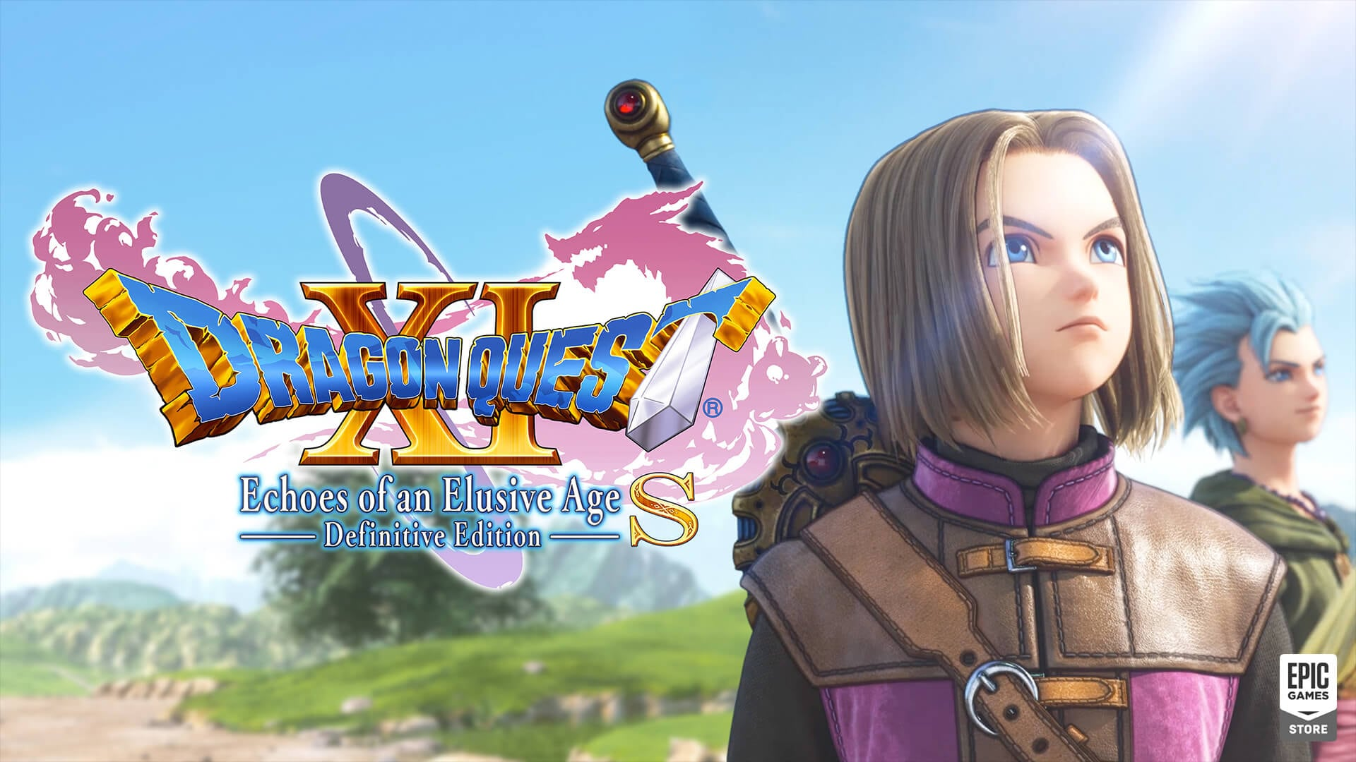 DRAGON QUEST® XI S Pre-Purchase Available