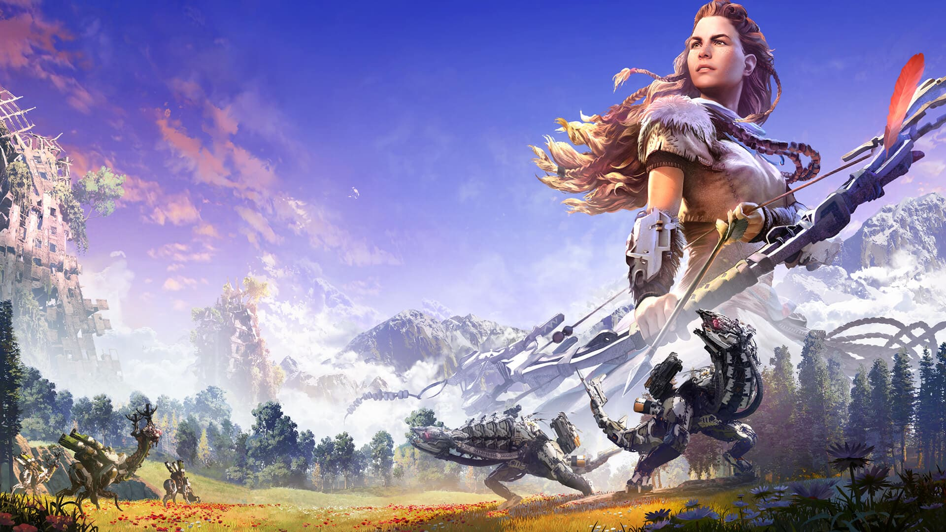 Horizon Zero Dawn Available Now on Epic Games Store