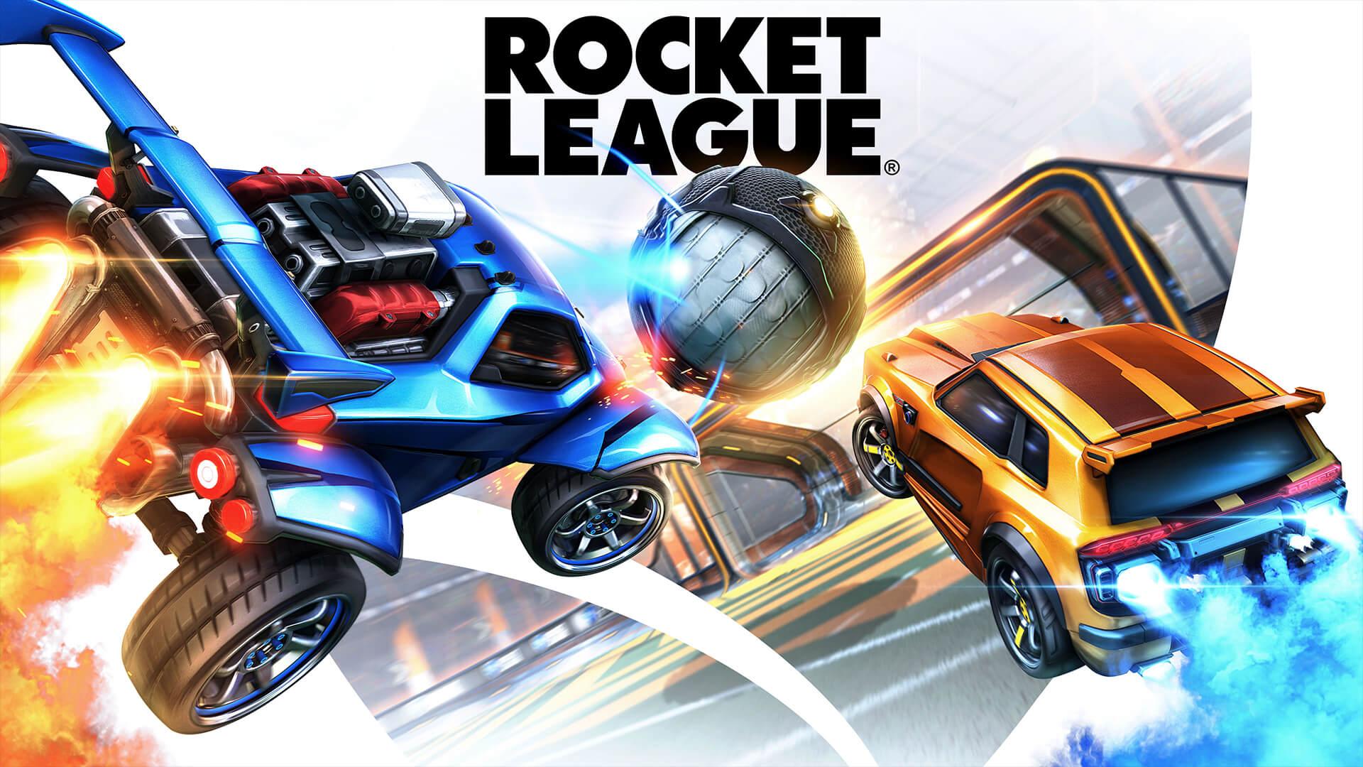 Rocket League 23 Eylül'den İtibaren Ücretsiz Olarak Epic Games Store'da