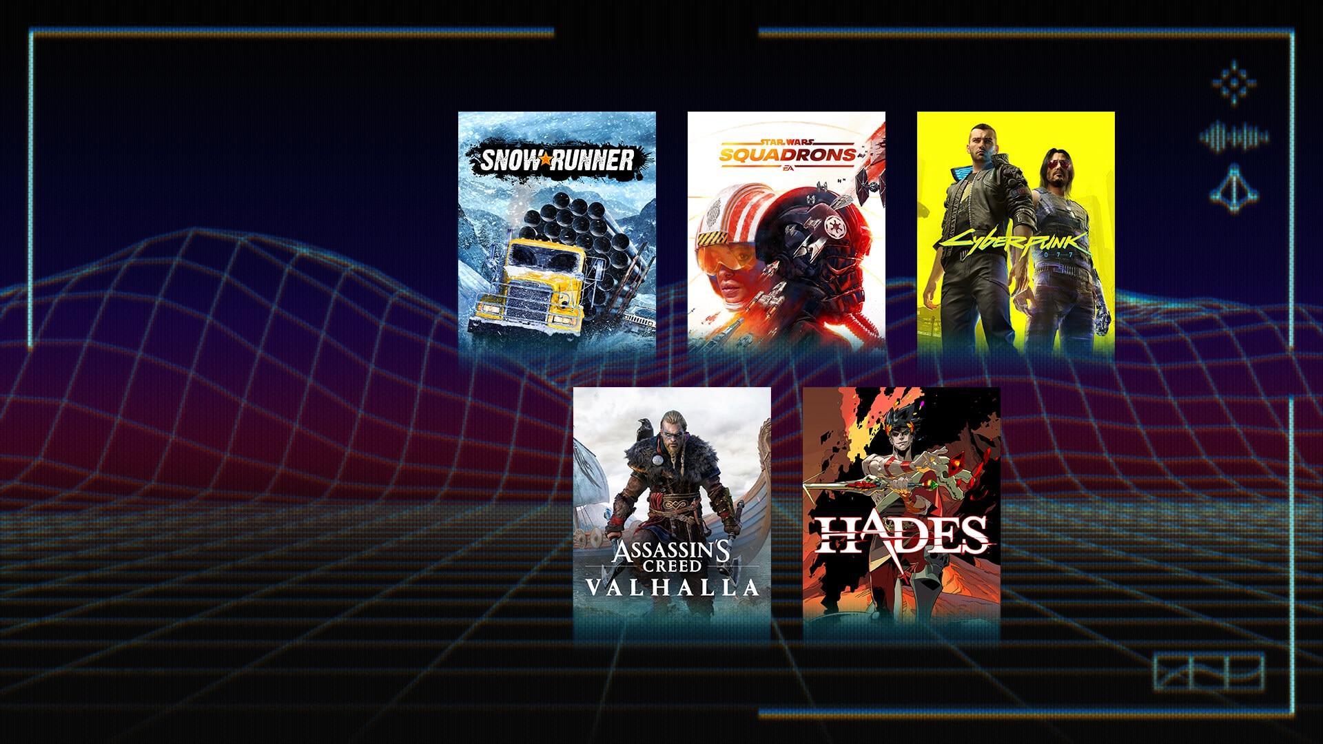 Neue Titel hinzugefügt! Spare bis zu 75 % auf unglaubliche Spiele und Add-ons! Bis 25. Februar.
