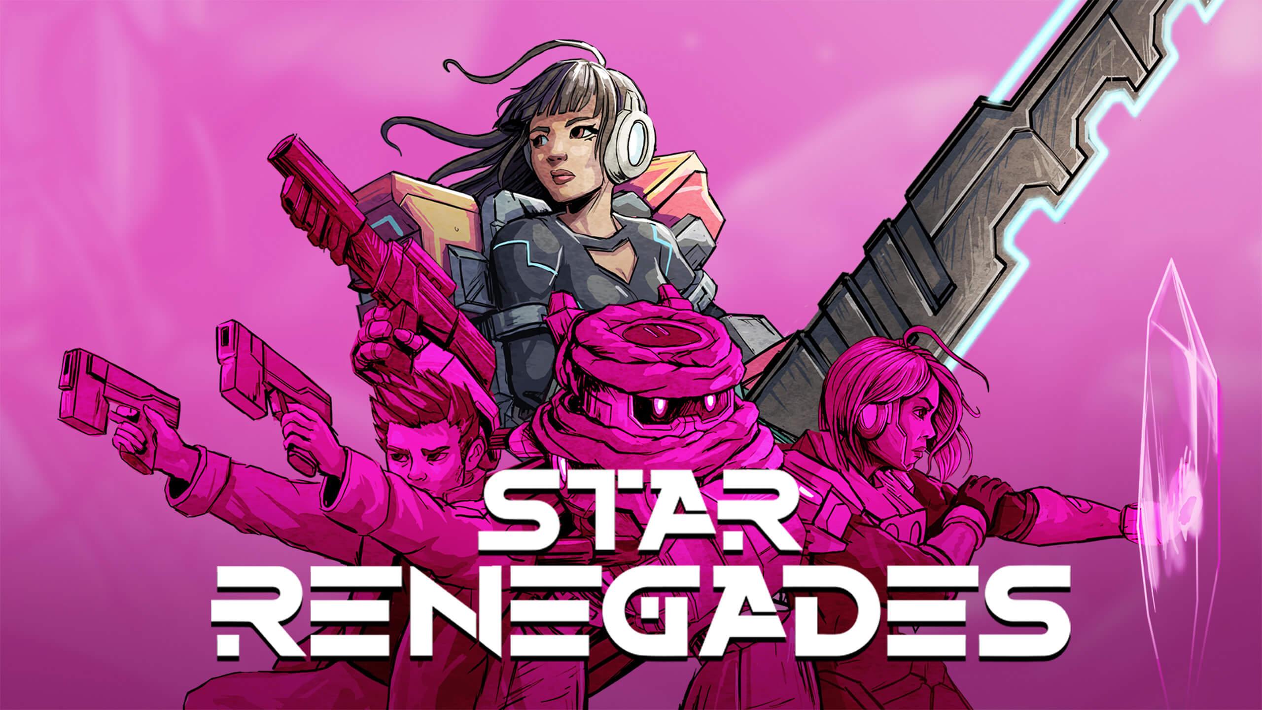 星际反叛军/星际叛乱者(Star Renegades)插图5