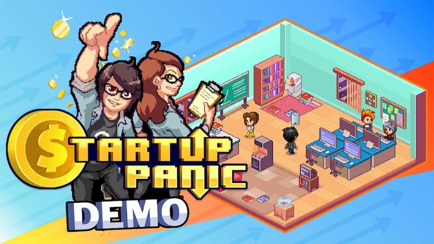 Startup Panic | Descárgalo y cómpralo hoy - Epic Games Store