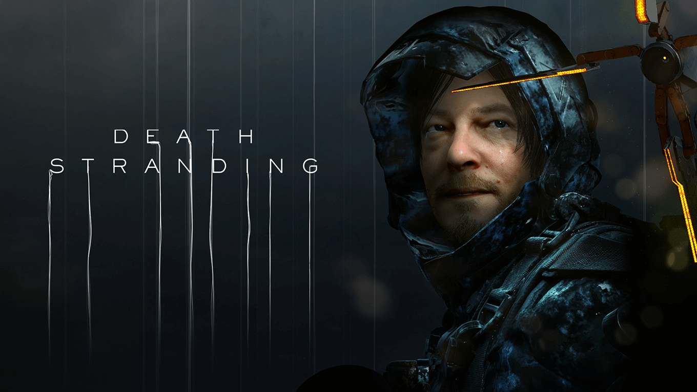 Death Stranding on the Epic Games Store