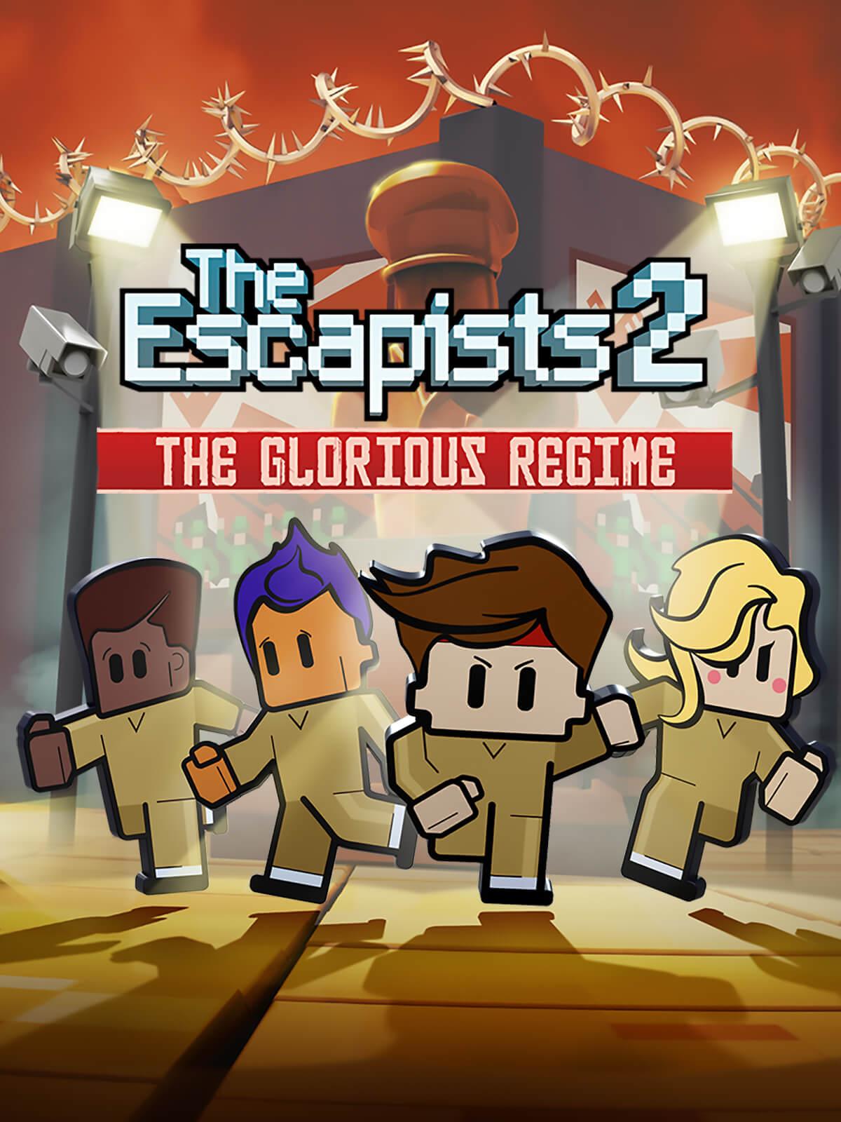 Escapist 2 glorious regime escape