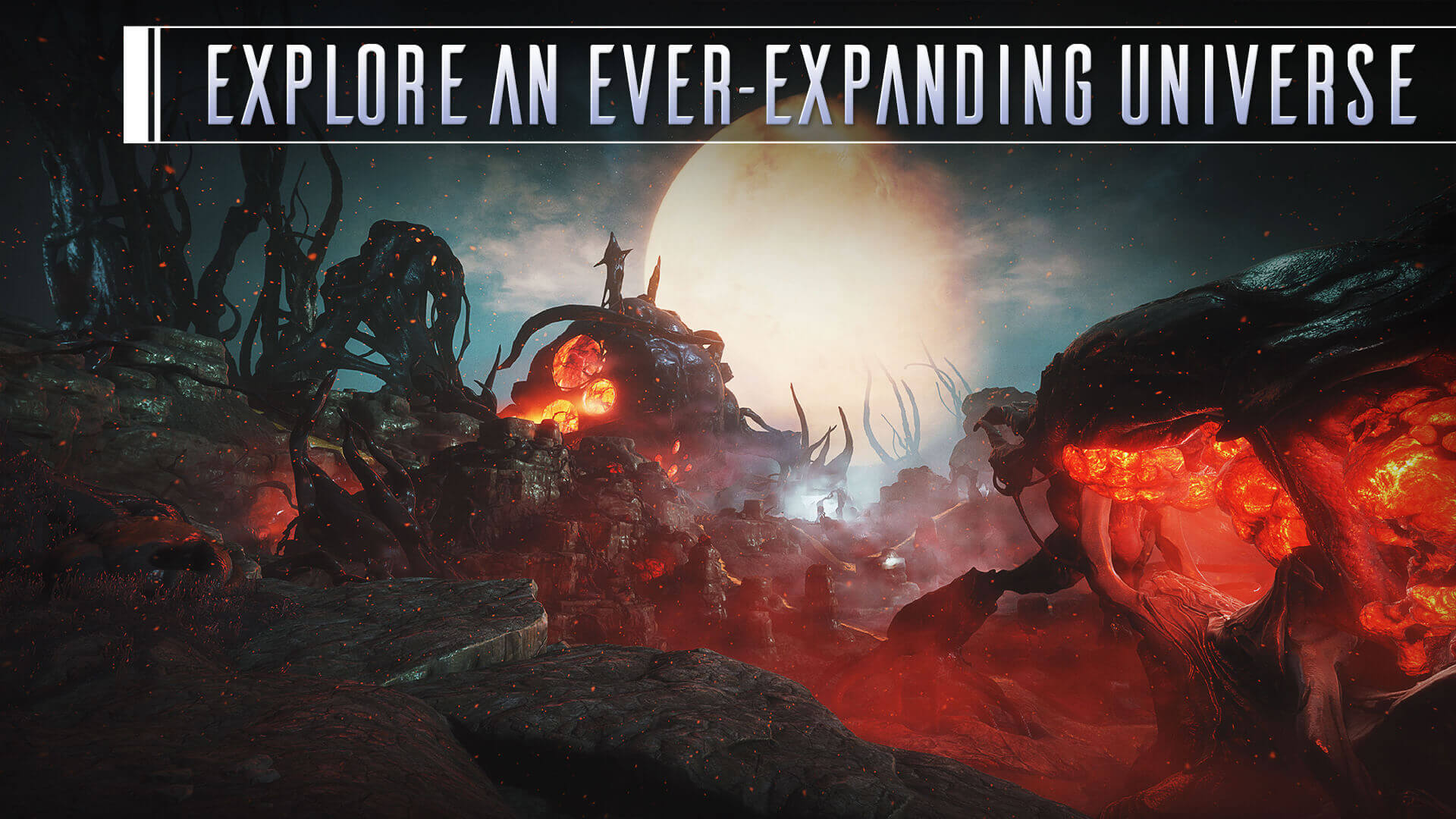 Explore an Ever-expanding Universe