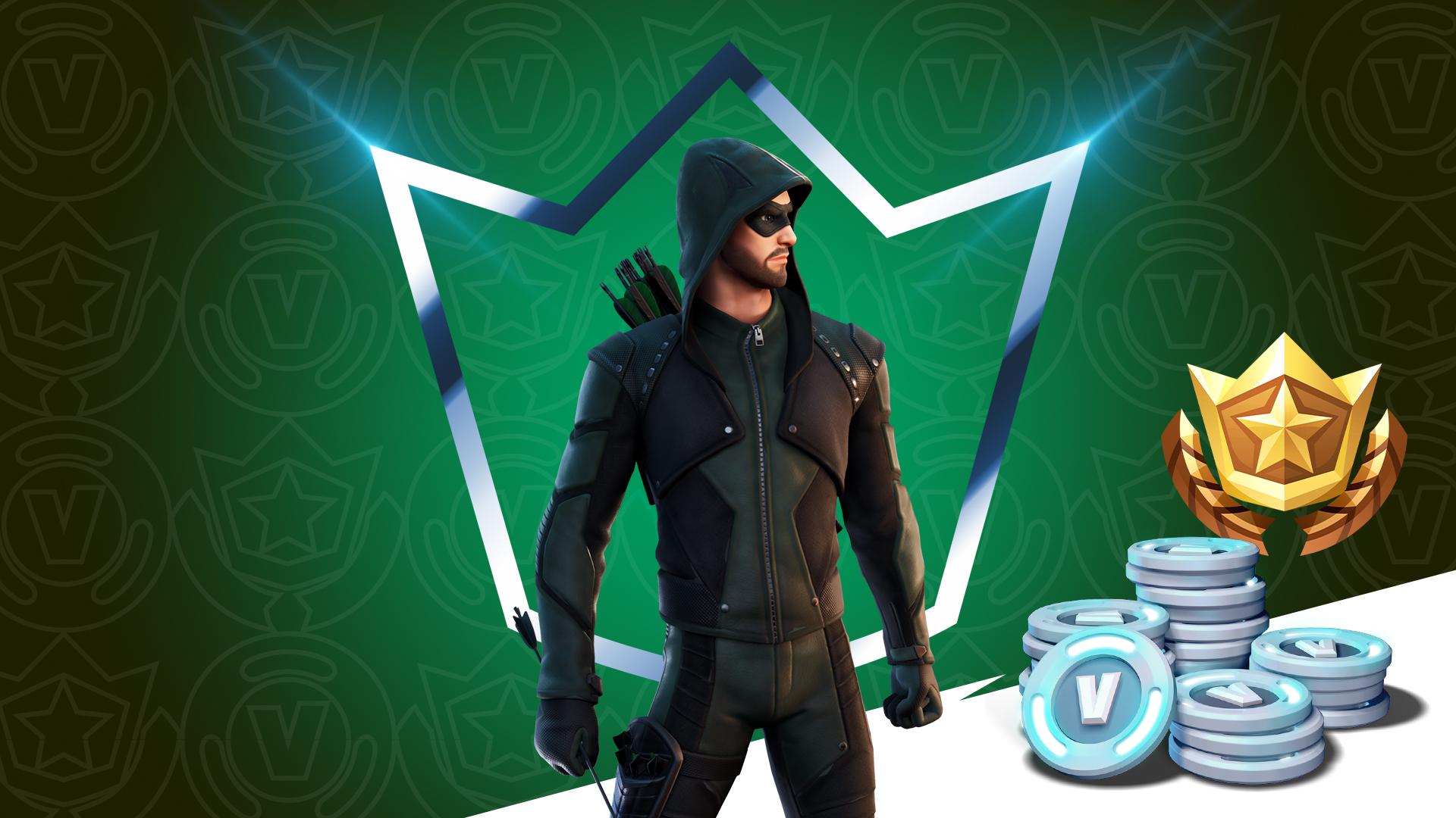 Goodbye Green Arrow, Hello Vi! icon