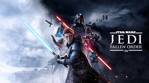 STAR WARS Jedi: Fallen Order on the Epic Games Store