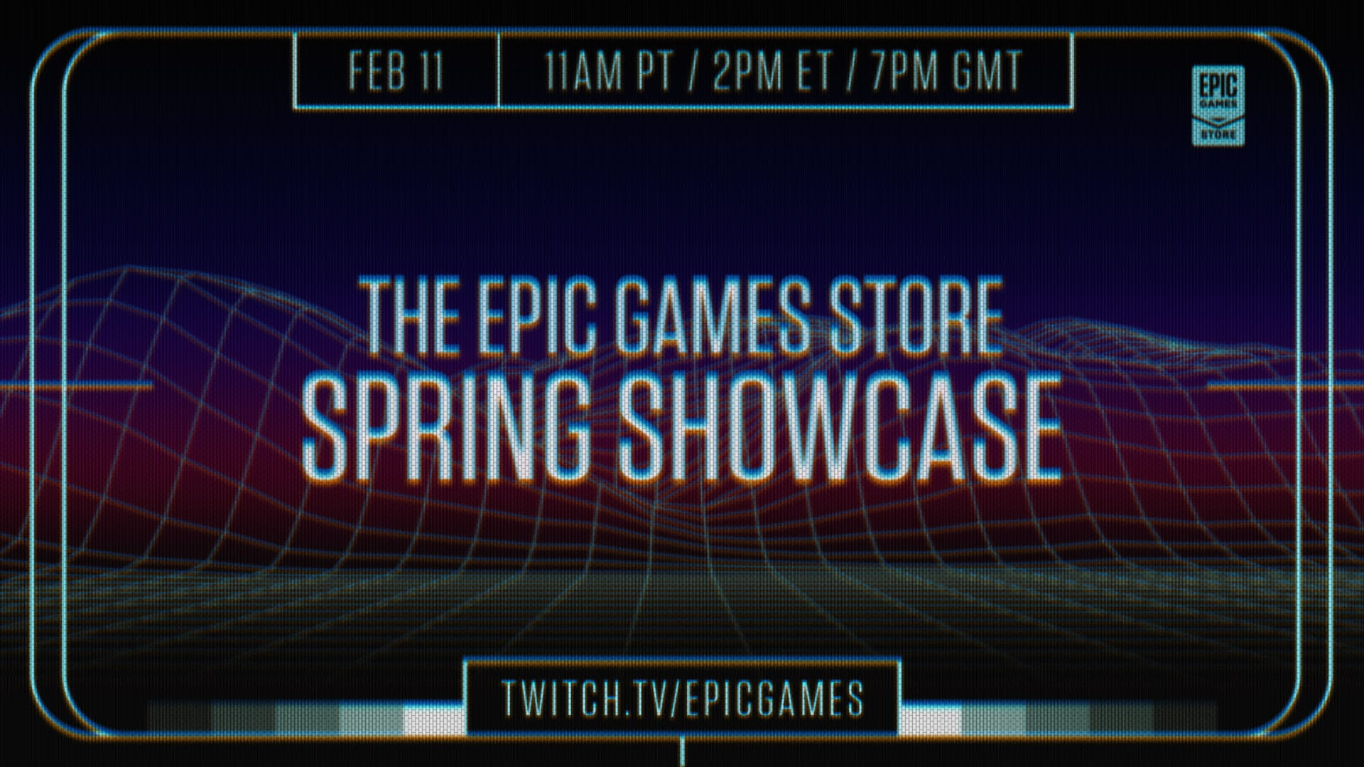 The Spring Showcase 2021