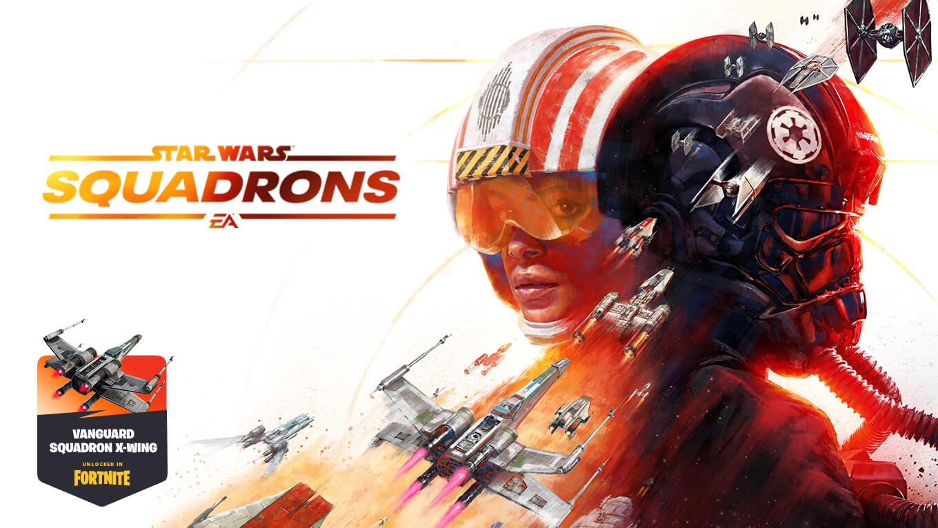 Play Star Wars Squadrons on Epic Games Store