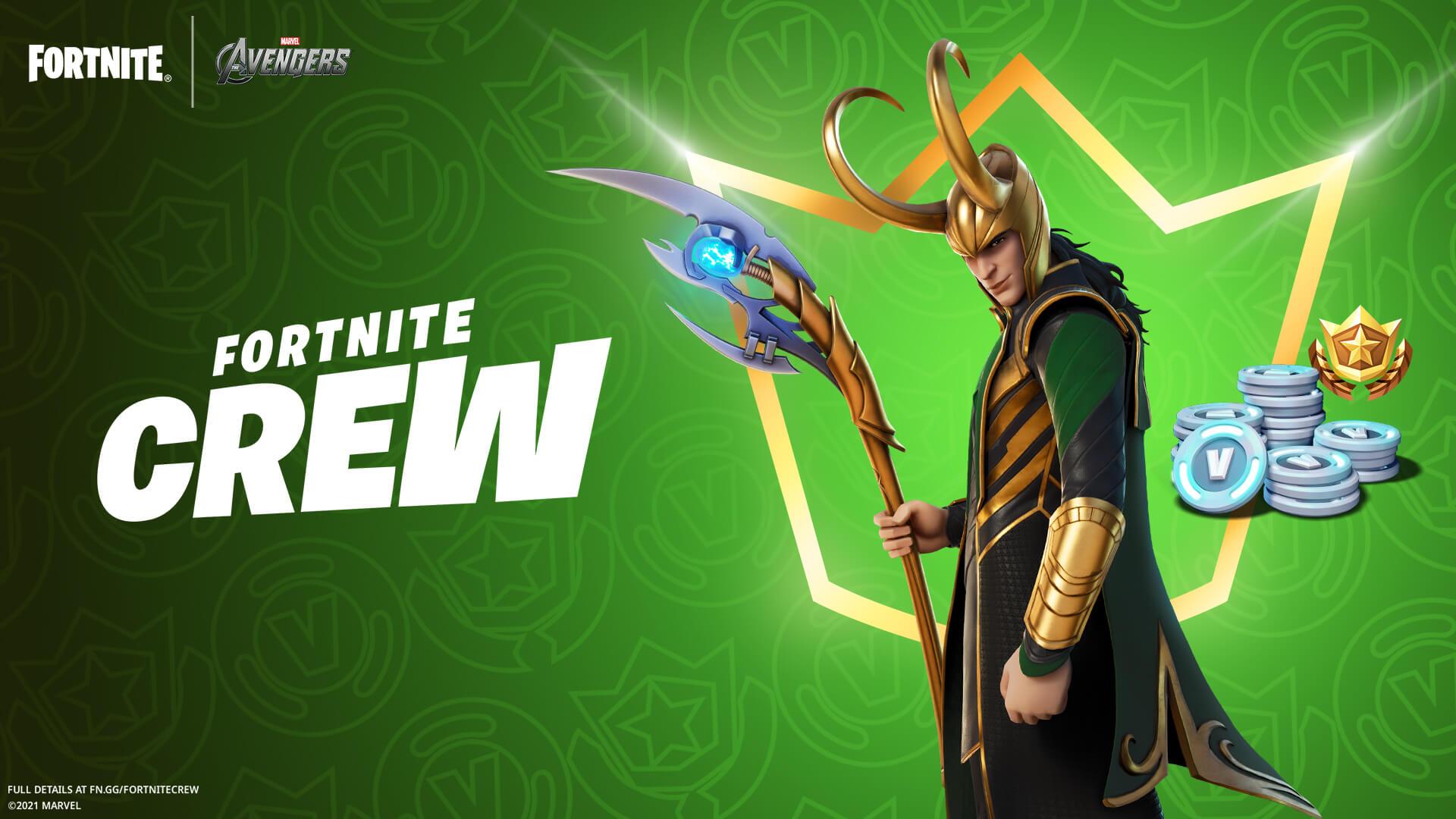Glow Skin Fortnite Full No Men Like Him Loki Laufeyson Enters The Fortnite Crew For July