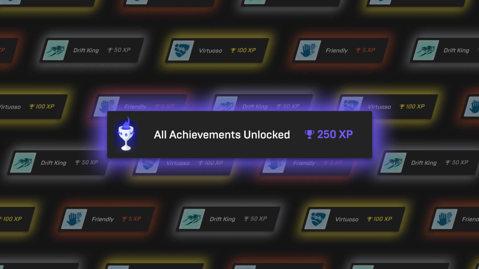 Epic Games 成就系统