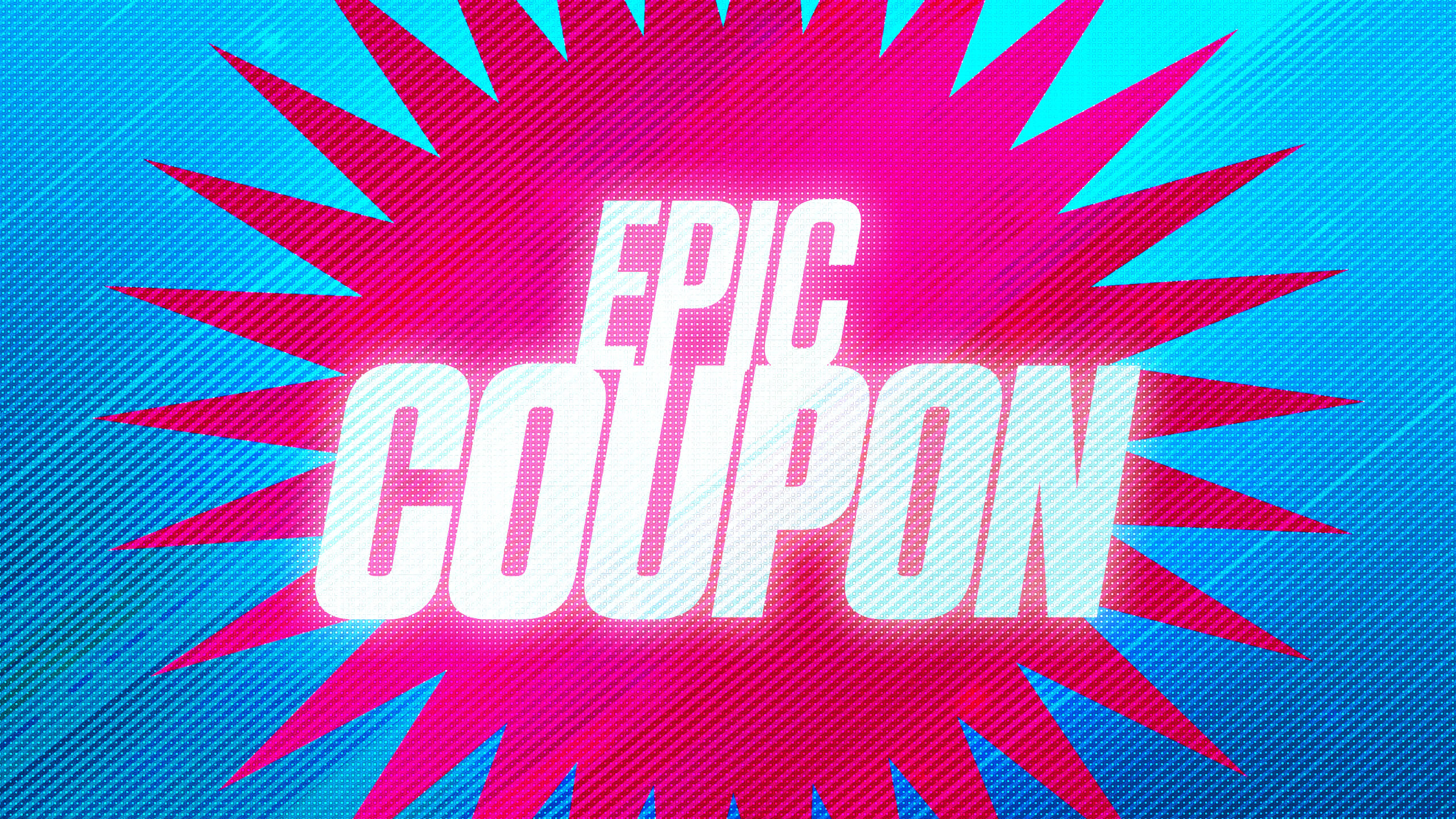 Epic Games Store Coupon