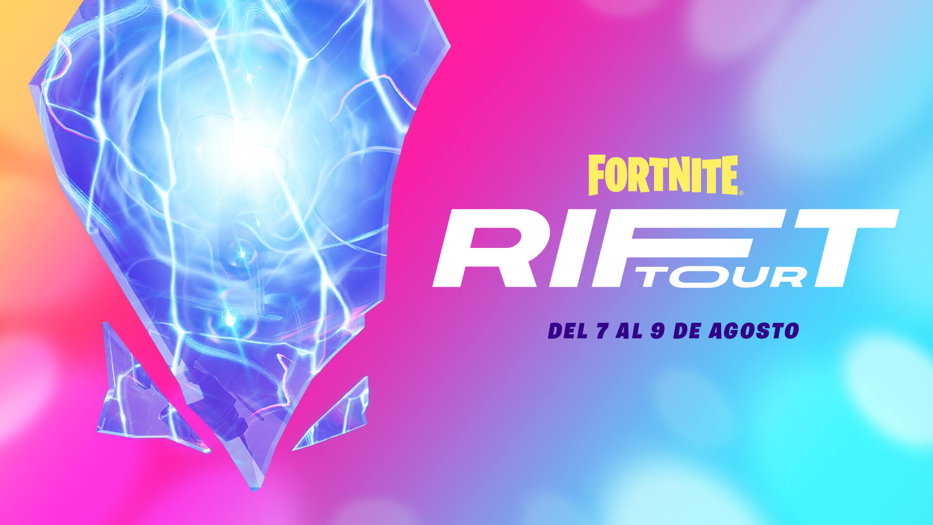 Fortnite promises a record superstar at its Rift Tour event – this is all we know