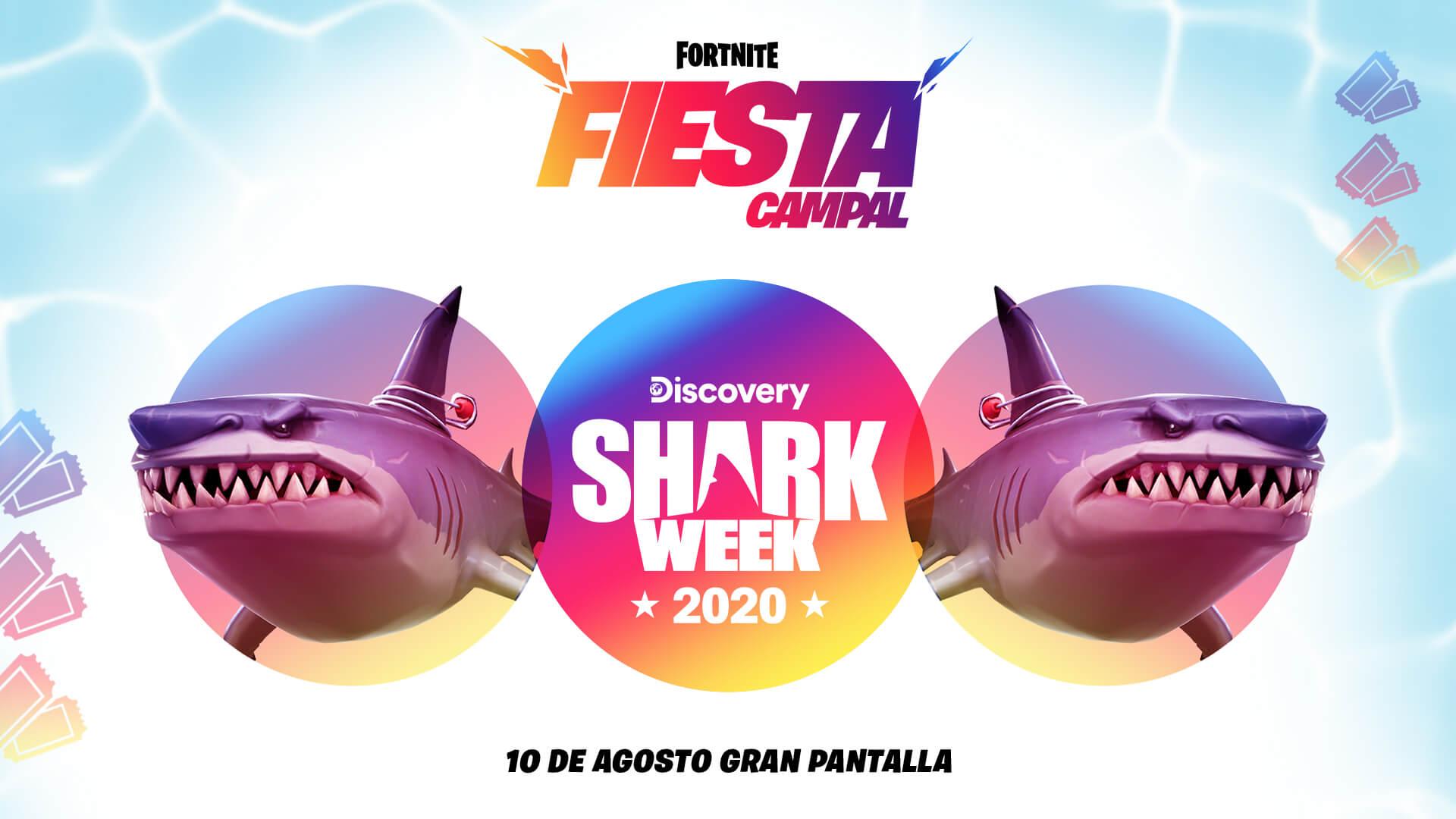 ES MX 13PR SharkWeek Announce Social