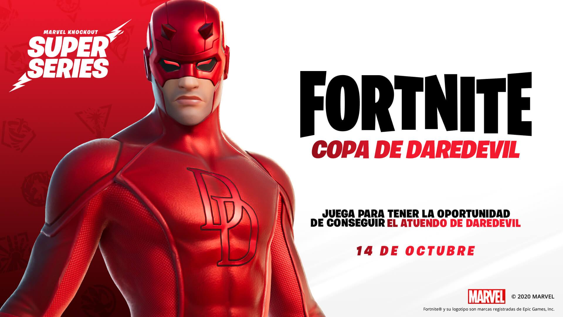 ES MX 14BR Competitive MarvelSuperSeries DaredevilCup Social