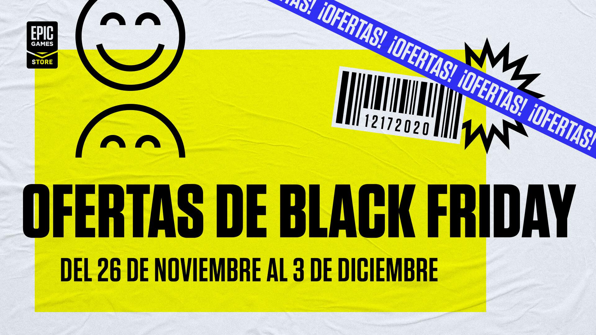 Muy) pronto: ¡ofertas de Black Friday 2020!