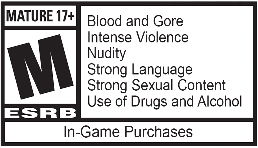 Mature 17+