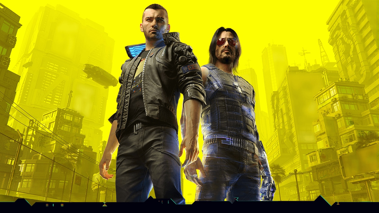 Cyberpunk 2077 available now on Epic Games Store