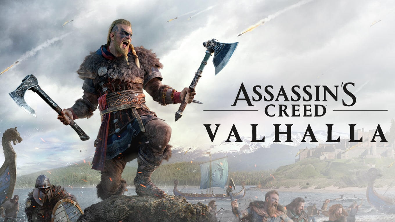 Play Assassin's Creed Valhalla on Epic Games Store