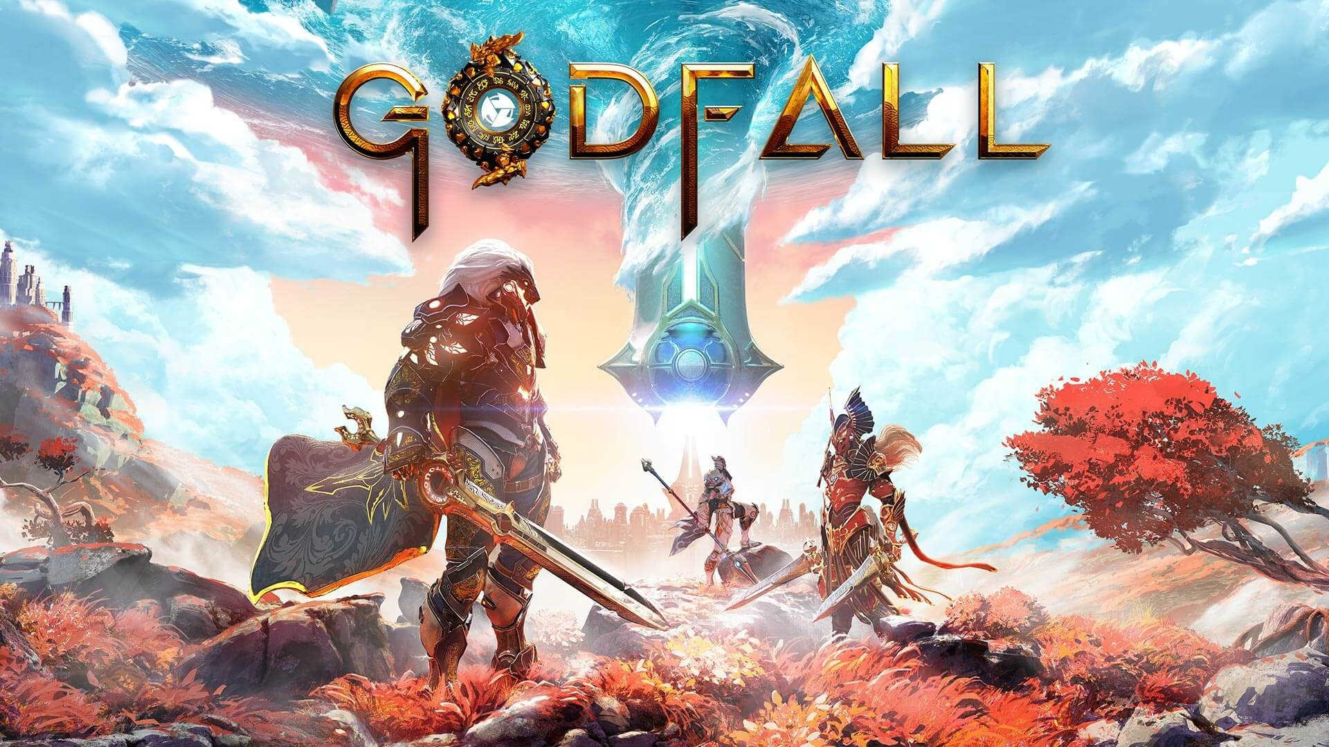 Play Godfall on Epic Games Store