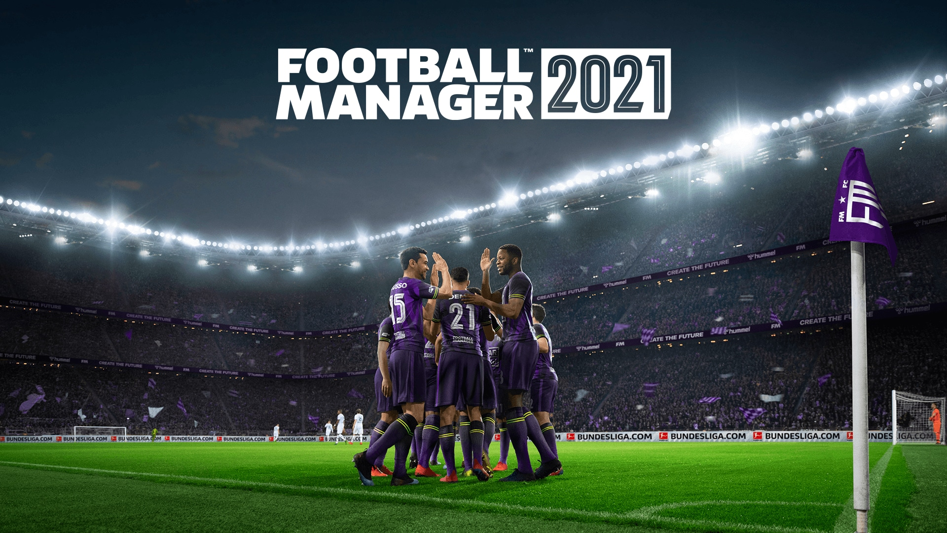Play Football Manager 2021 on Epic Games Store available launch