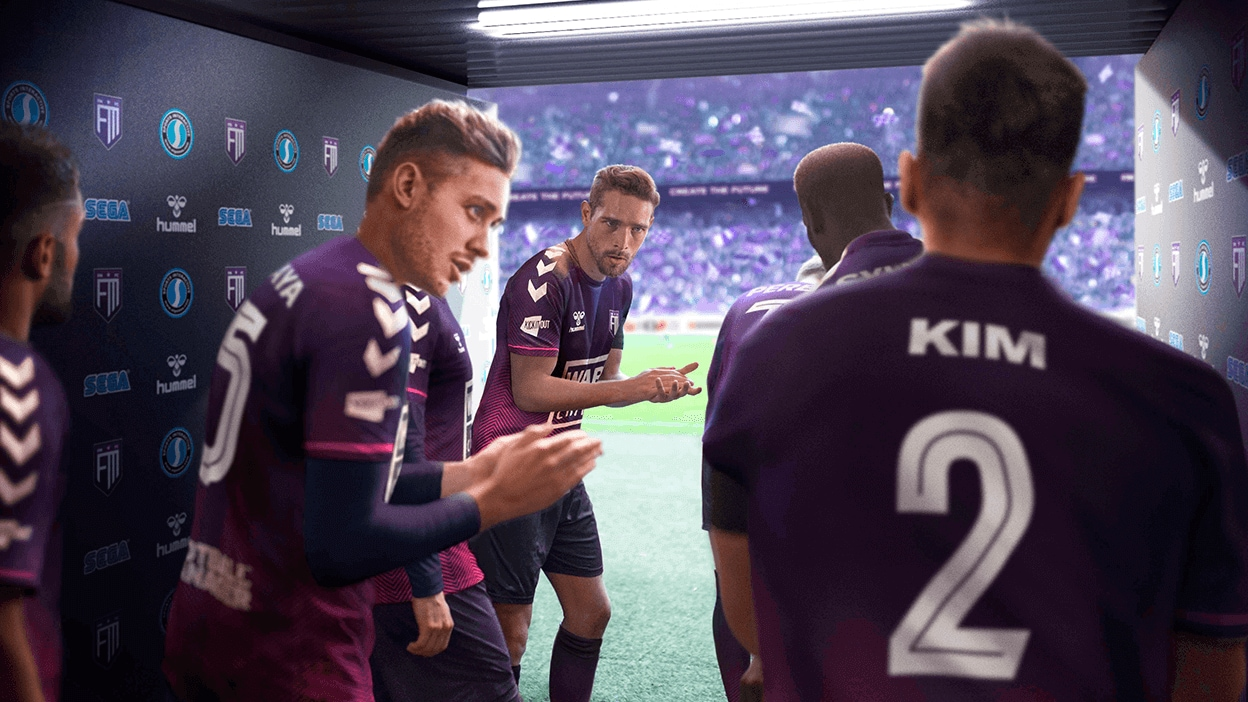 Play Football Manager 2022 Early Access on Epic Games Store