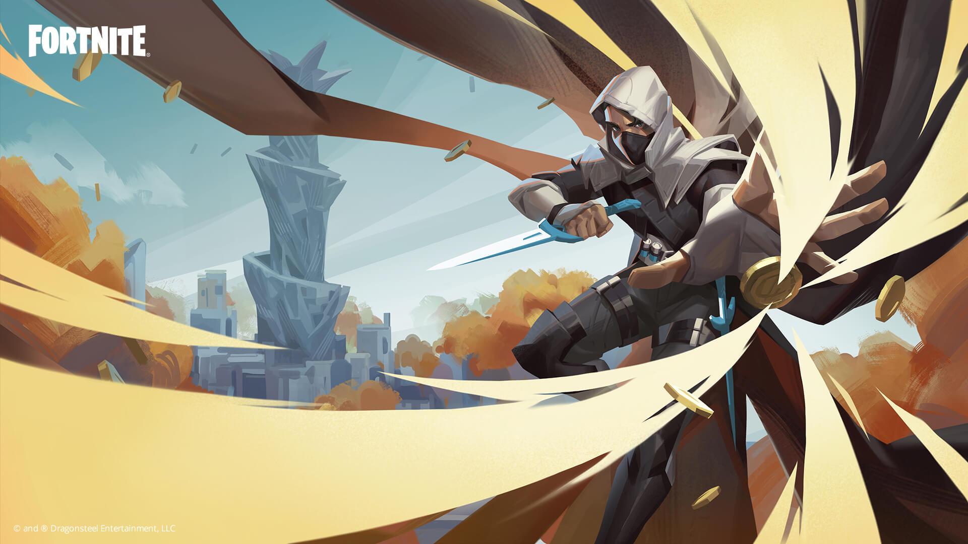 Fortnite A New Shardworld? Loading Screen