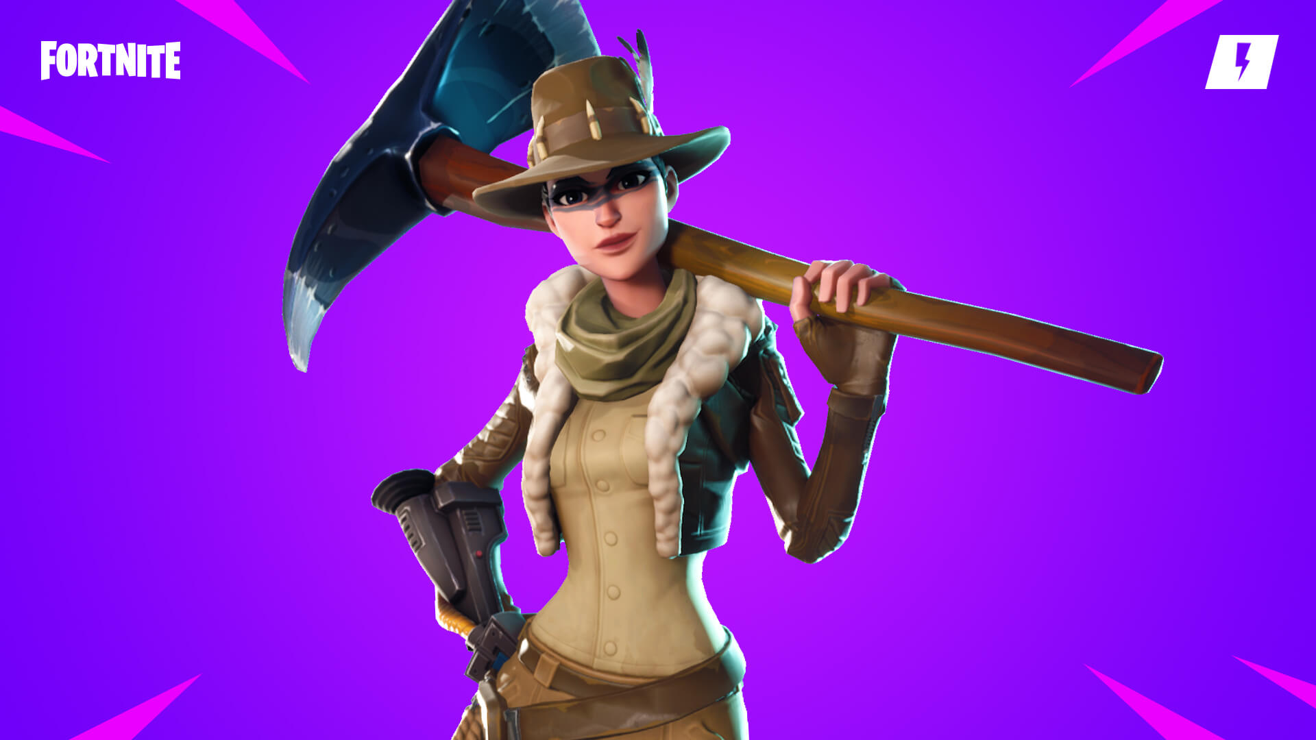 Fortnite Archaeolo Jess