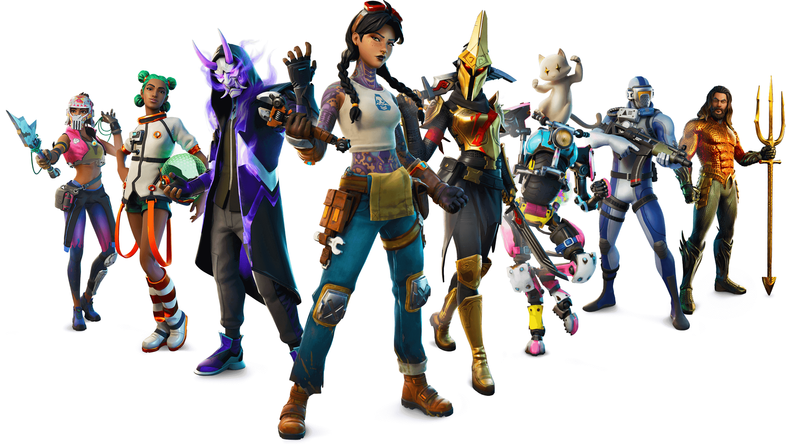 Outfits des Fortnite Battle Pass Saison 3