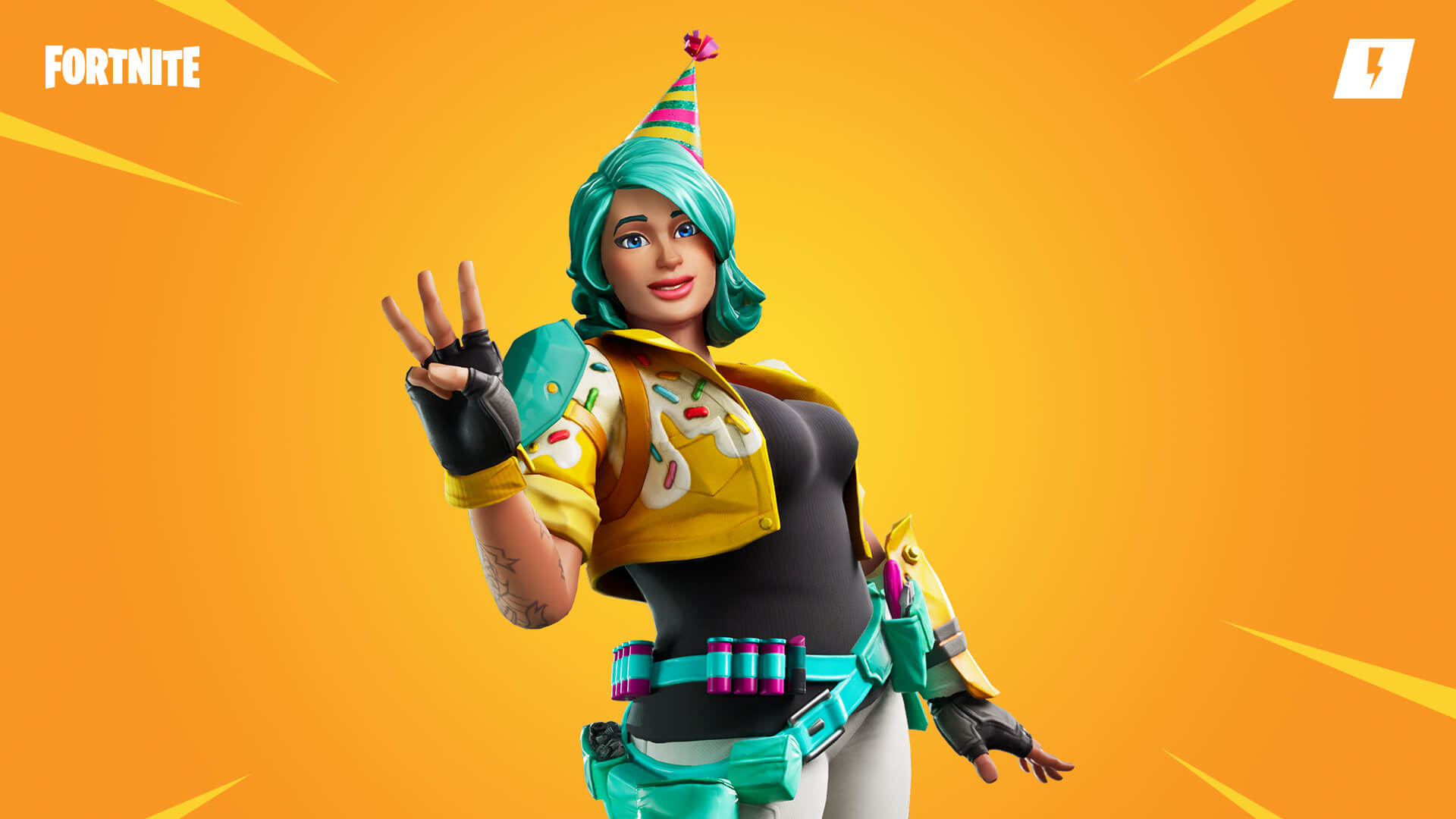 Fortnite Birthday Brigade Penny