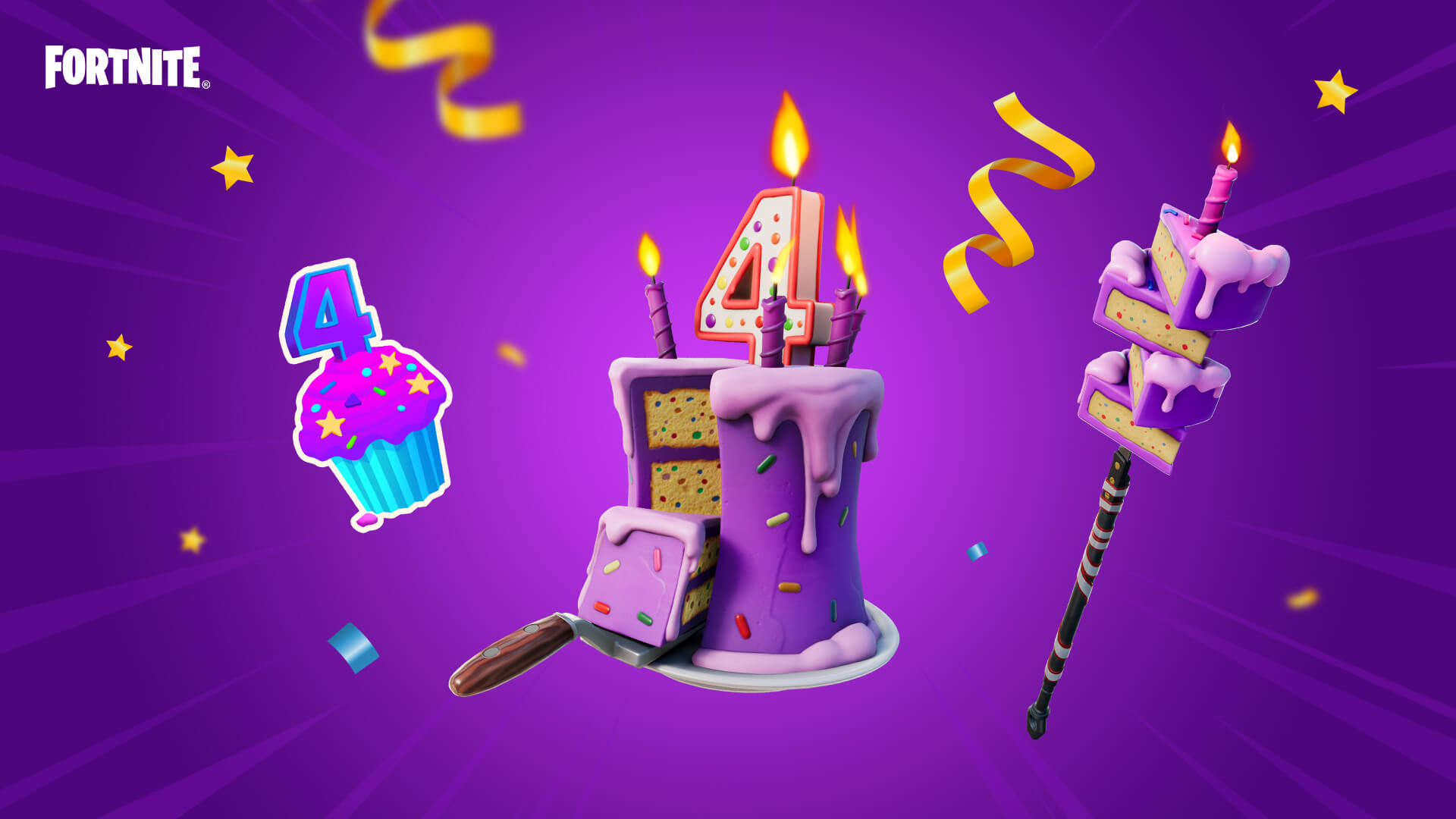 Fortnite Birthday Quest Rewards