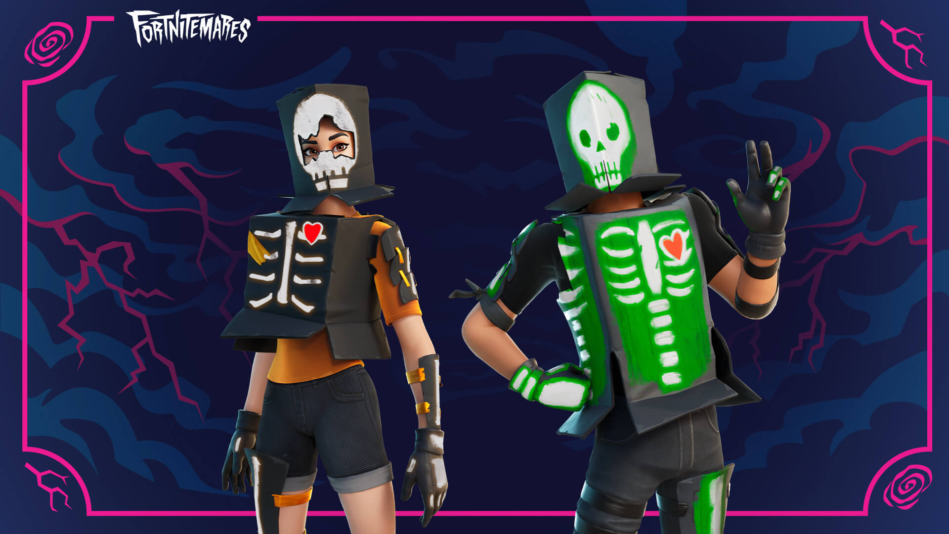 Fortnite Boxy and Boxer