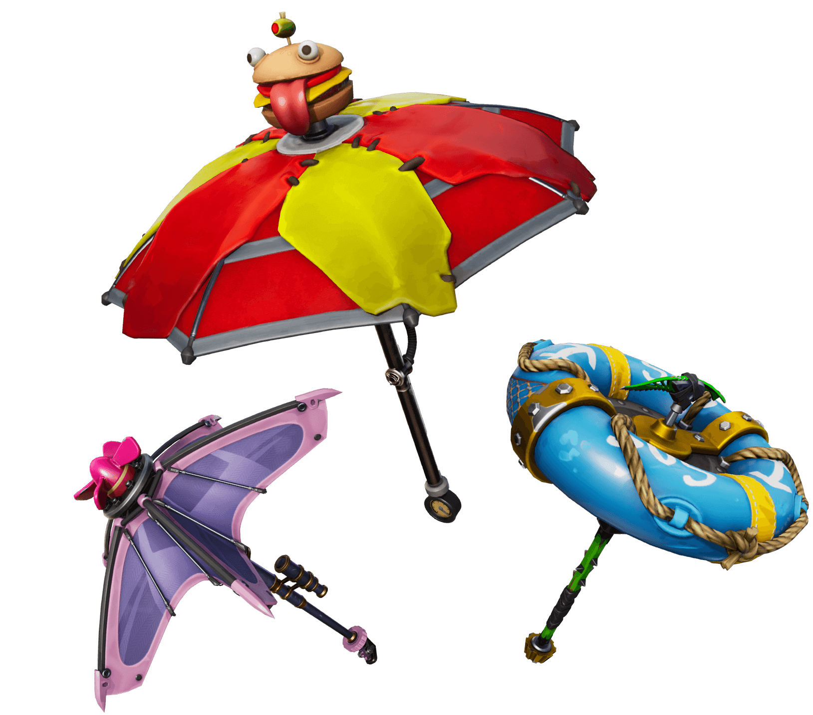 Fortnite Build-a-Brella