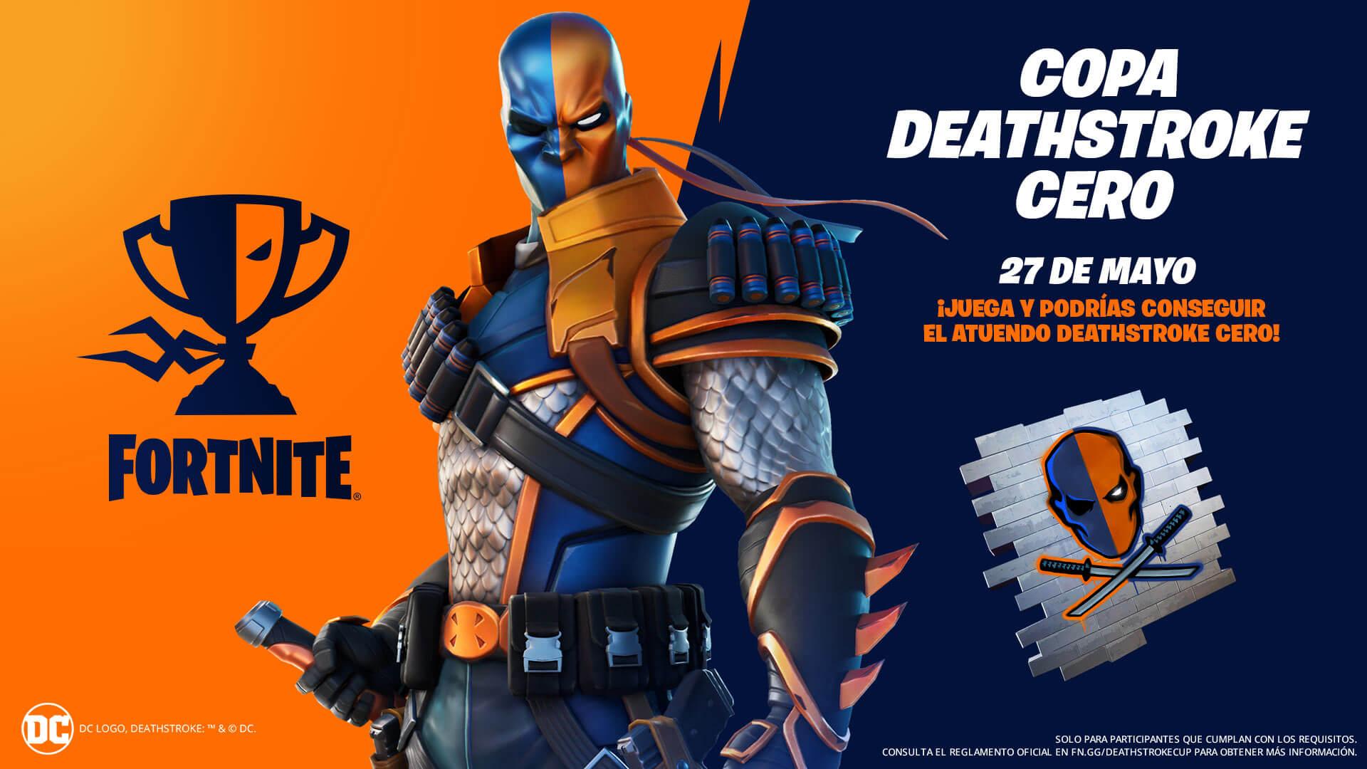 Fortnite Ch02 S06 ES MX Deathstroke Social 1920x1080