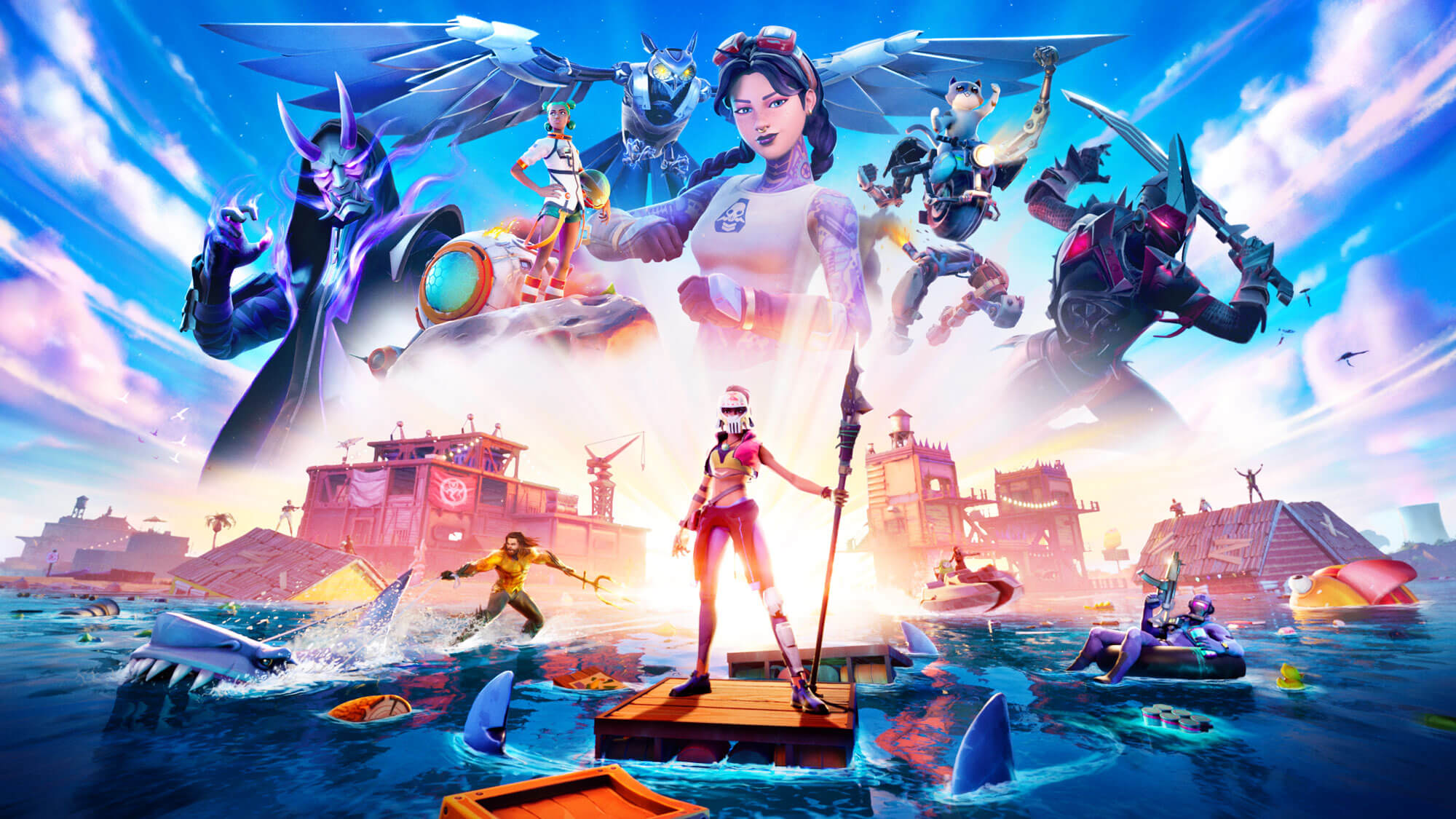 Fortnite Chapter 2 Season 3 Splash Down