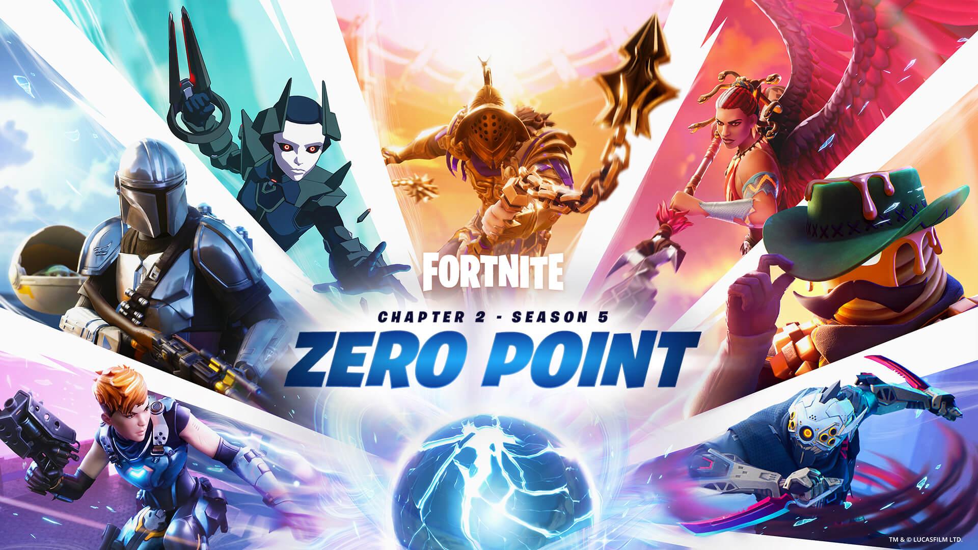 Fortnite Chapter 2 Season 5 Battle Pass