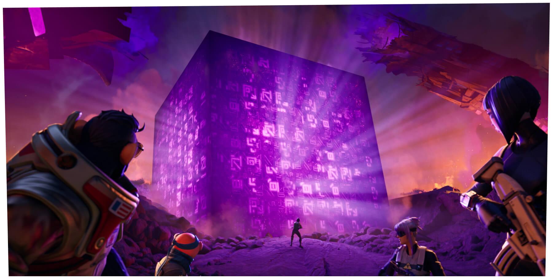 Восьмой сезон второй главы Fortnite: «Назревает новая война»