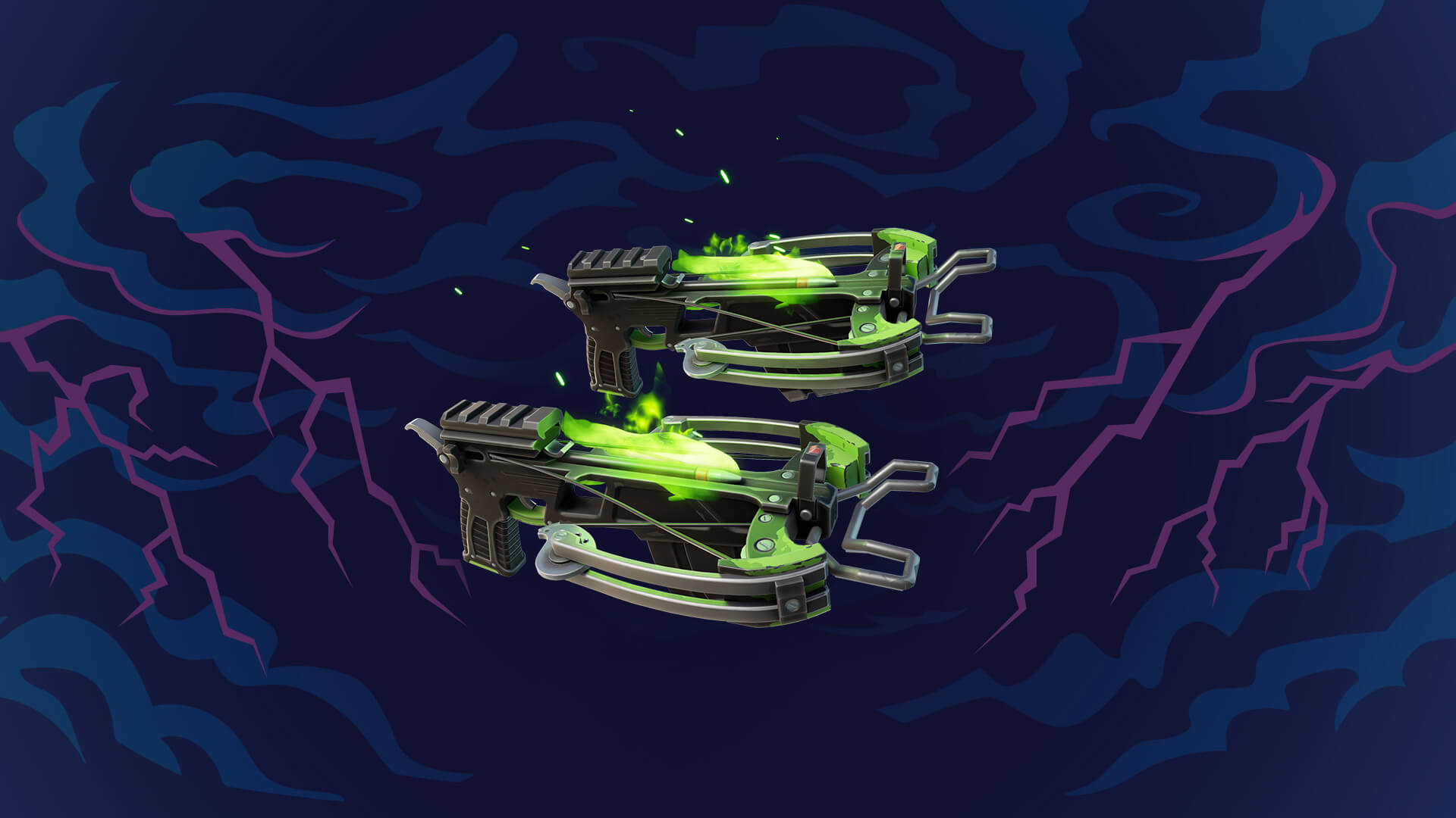 Fortnite Dual Fiend Hunters
