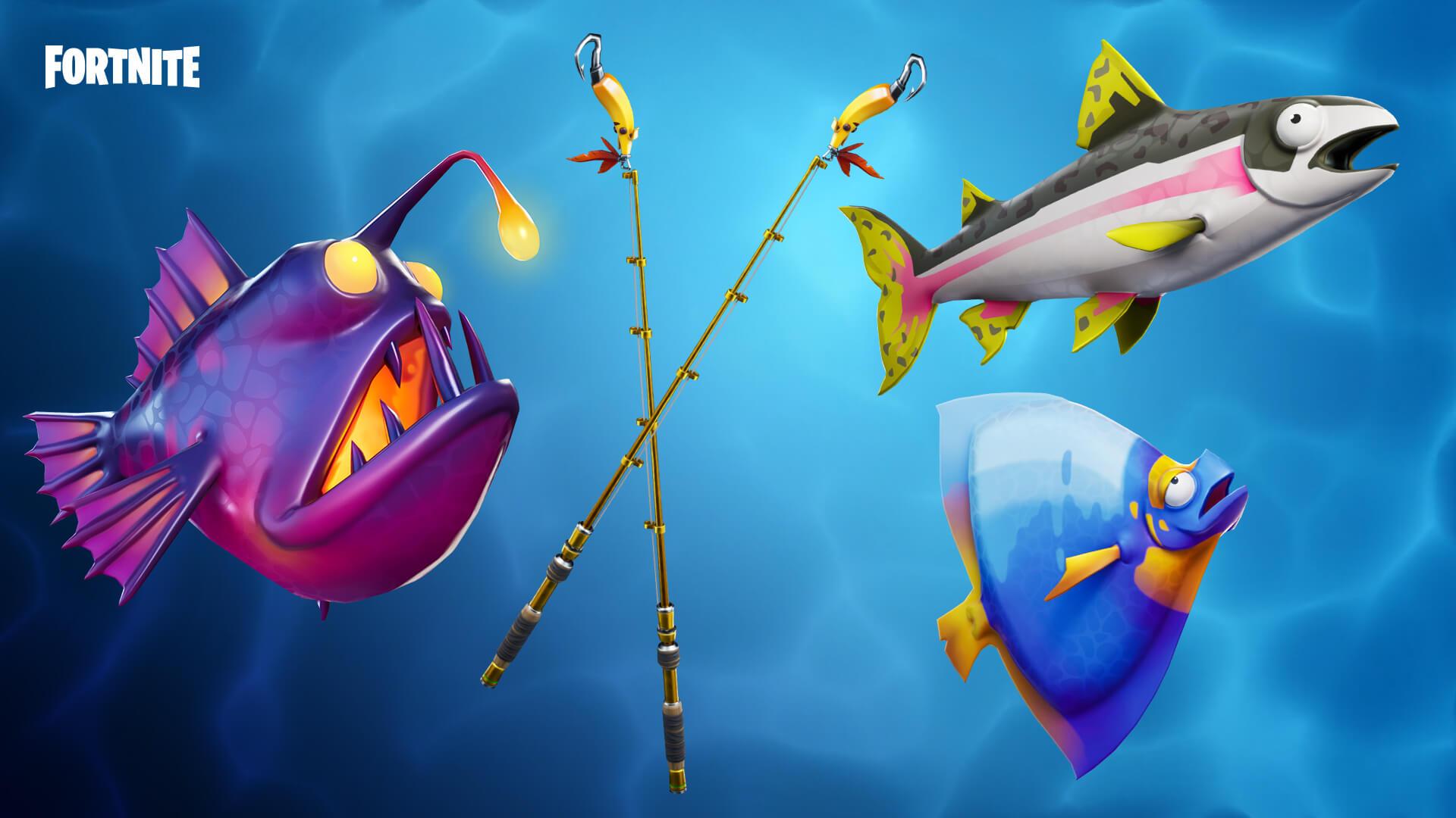Fortnite Fish