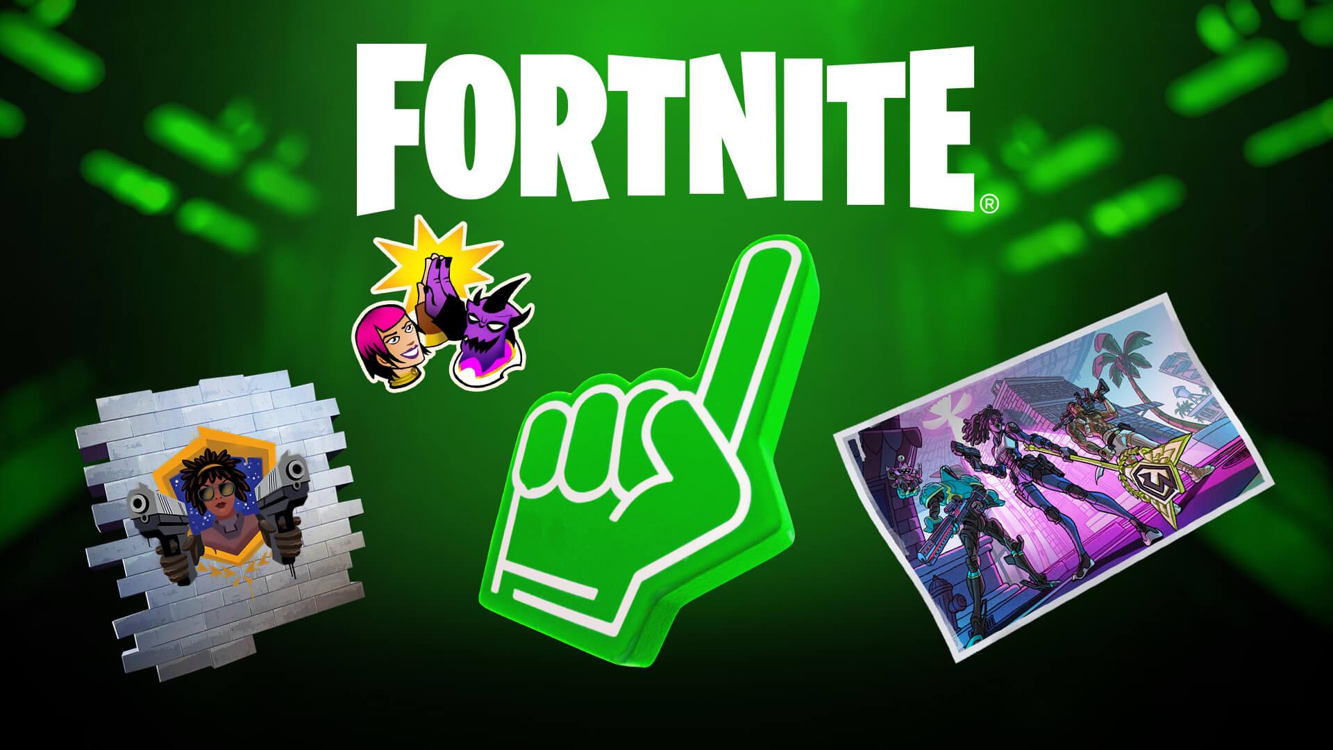 Fortnite Fncs Chapter 2 Season 7 Twitch Drops