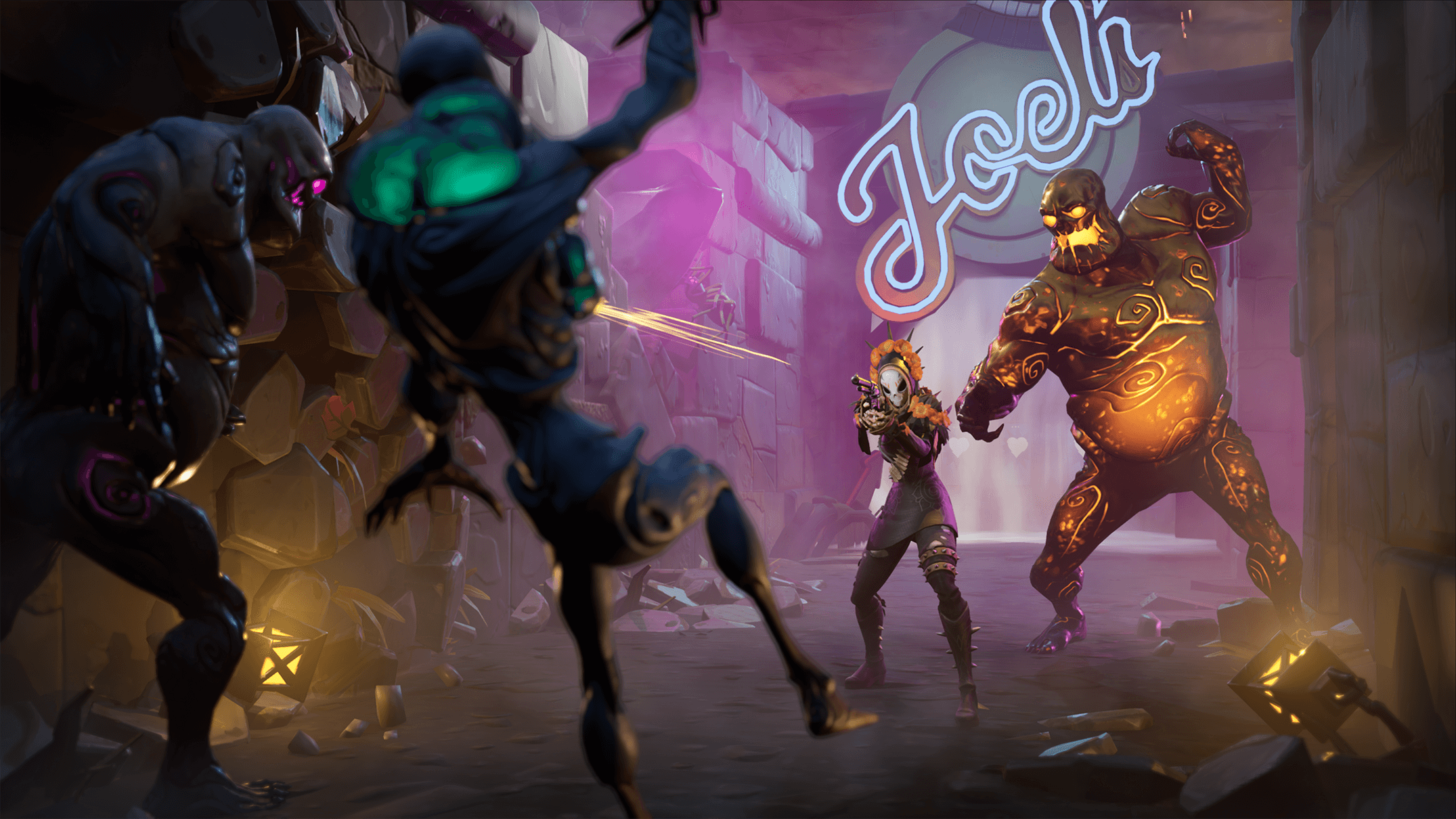 Fortnite Fright Retribution By Snownymous