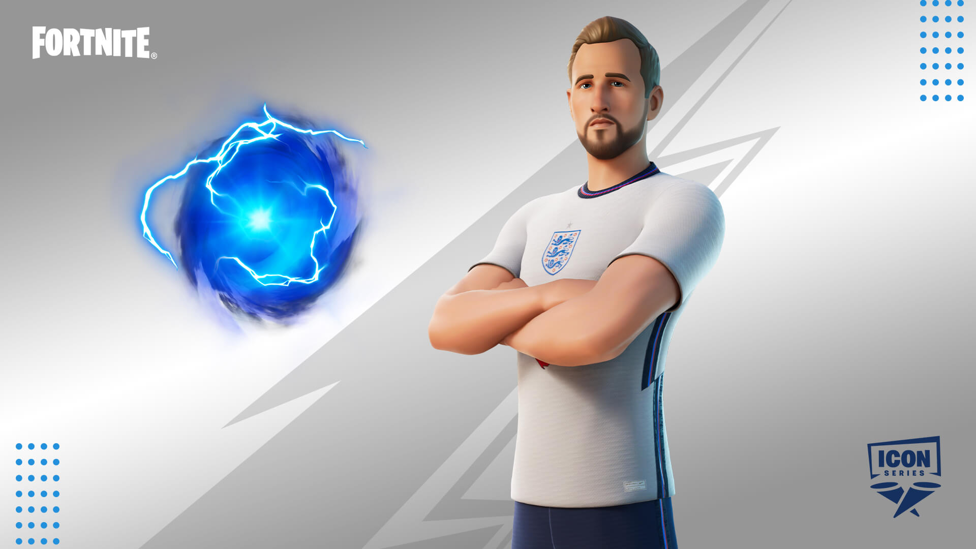 Fortnite Harry Kane Outfit Hurrikane Emote And Back Bling