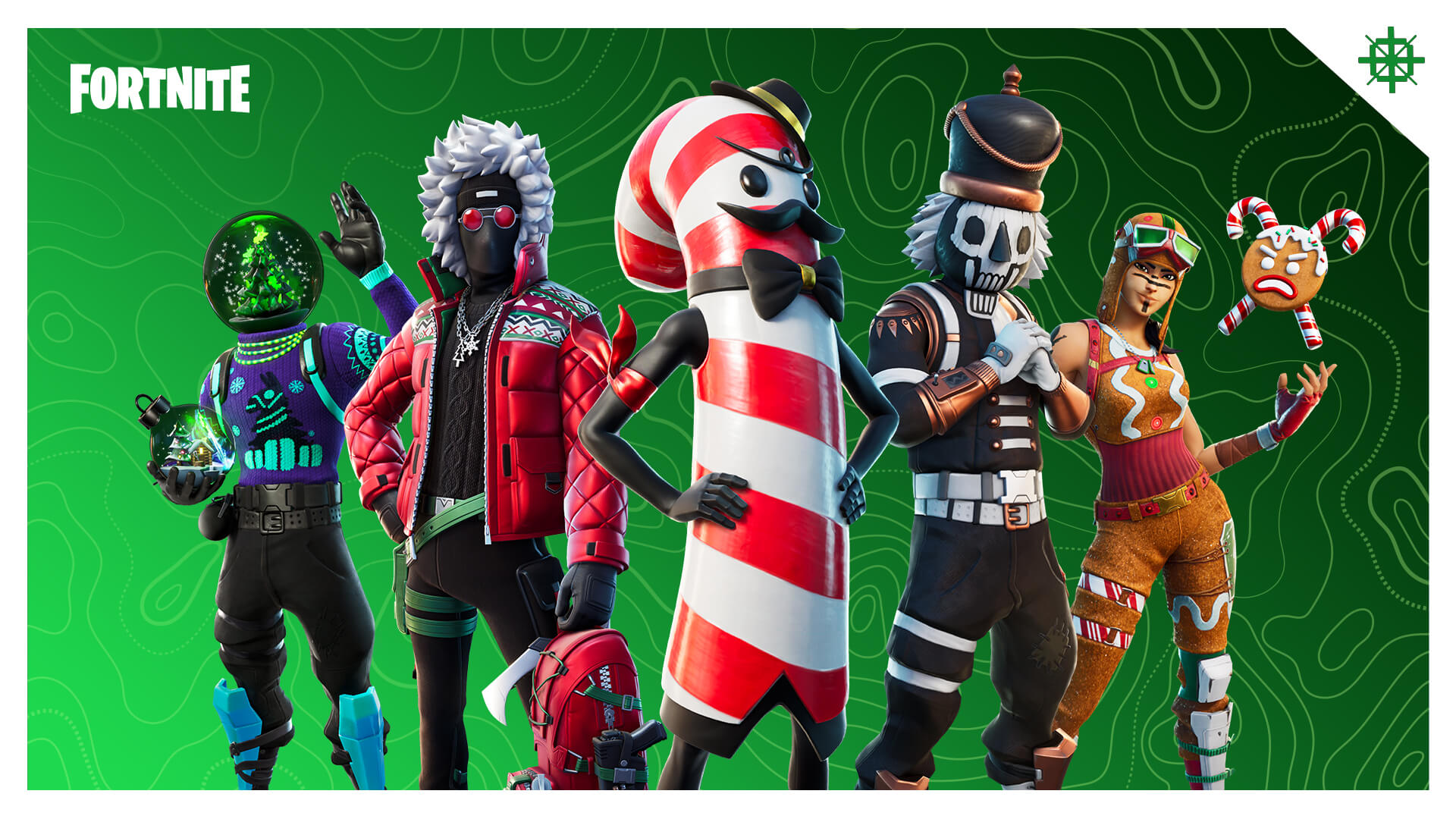 Fortnite Holiday Outfits