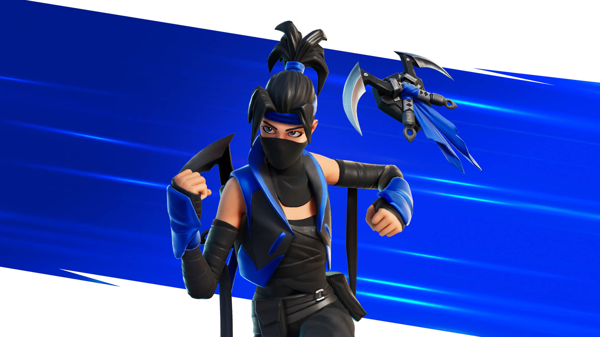 Fortnite Indigo Generations Cup Outfit