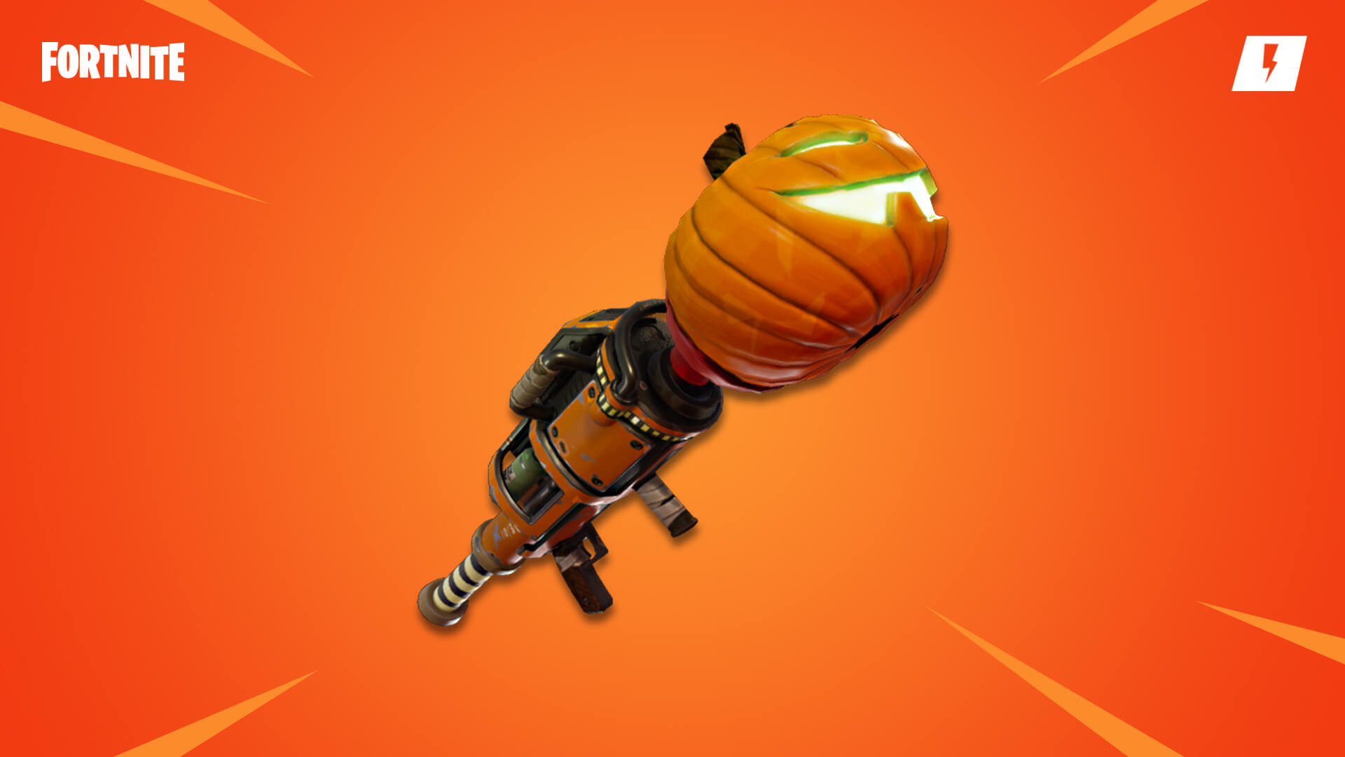 Fortnite Jack O Launcher