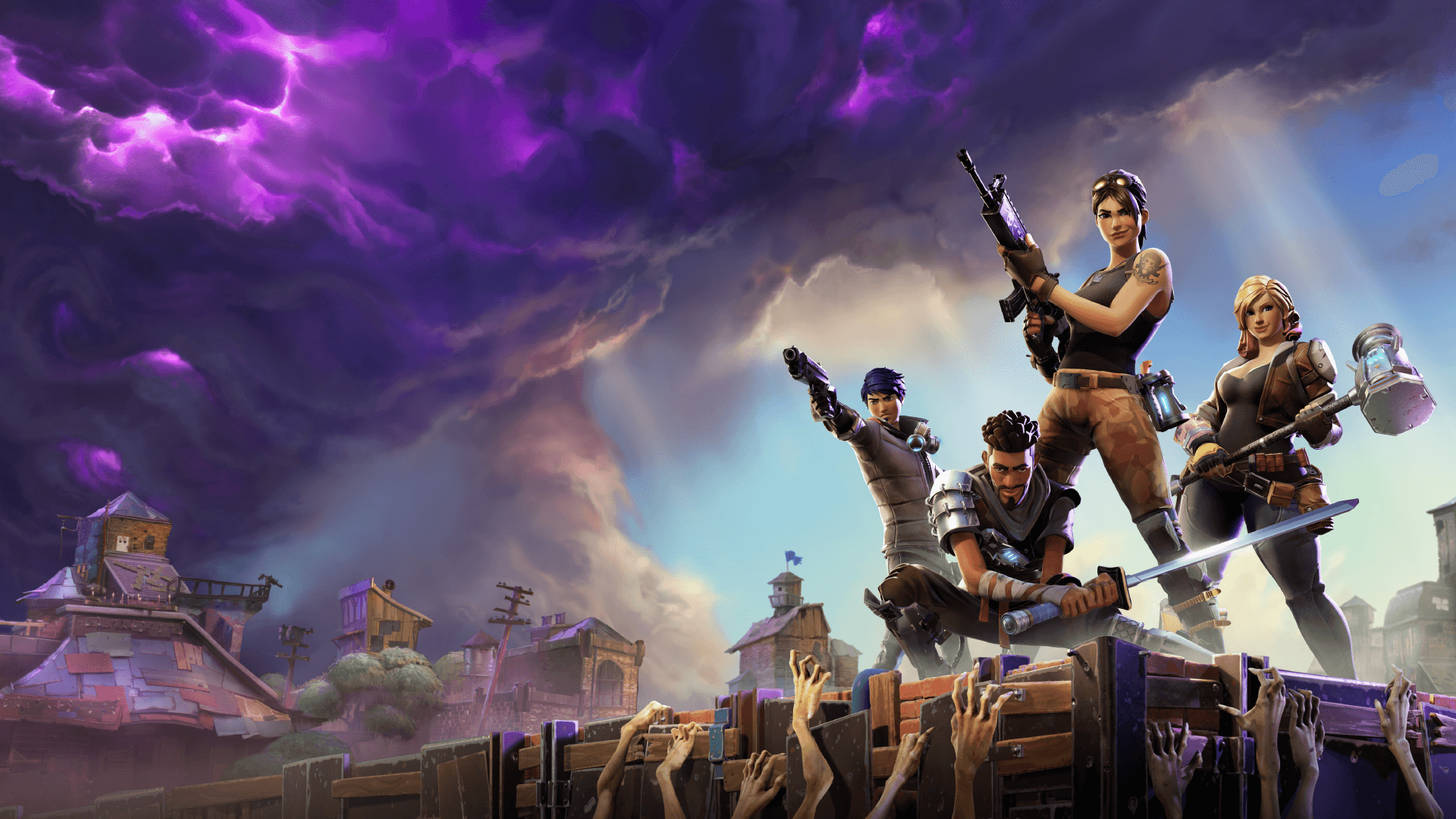 Fortnite: Save the World Loot Llama Purchasers to Receive 1000 V-Bucks